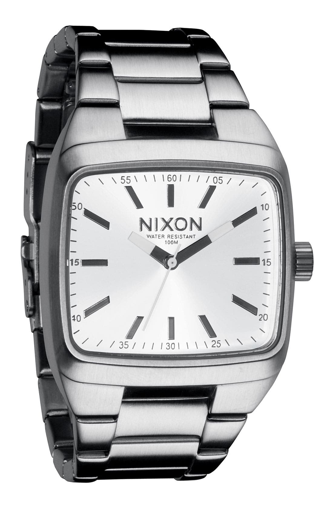 Alternate Image 1 Selected - Nixon 'The Manual II' Bracelet Watch