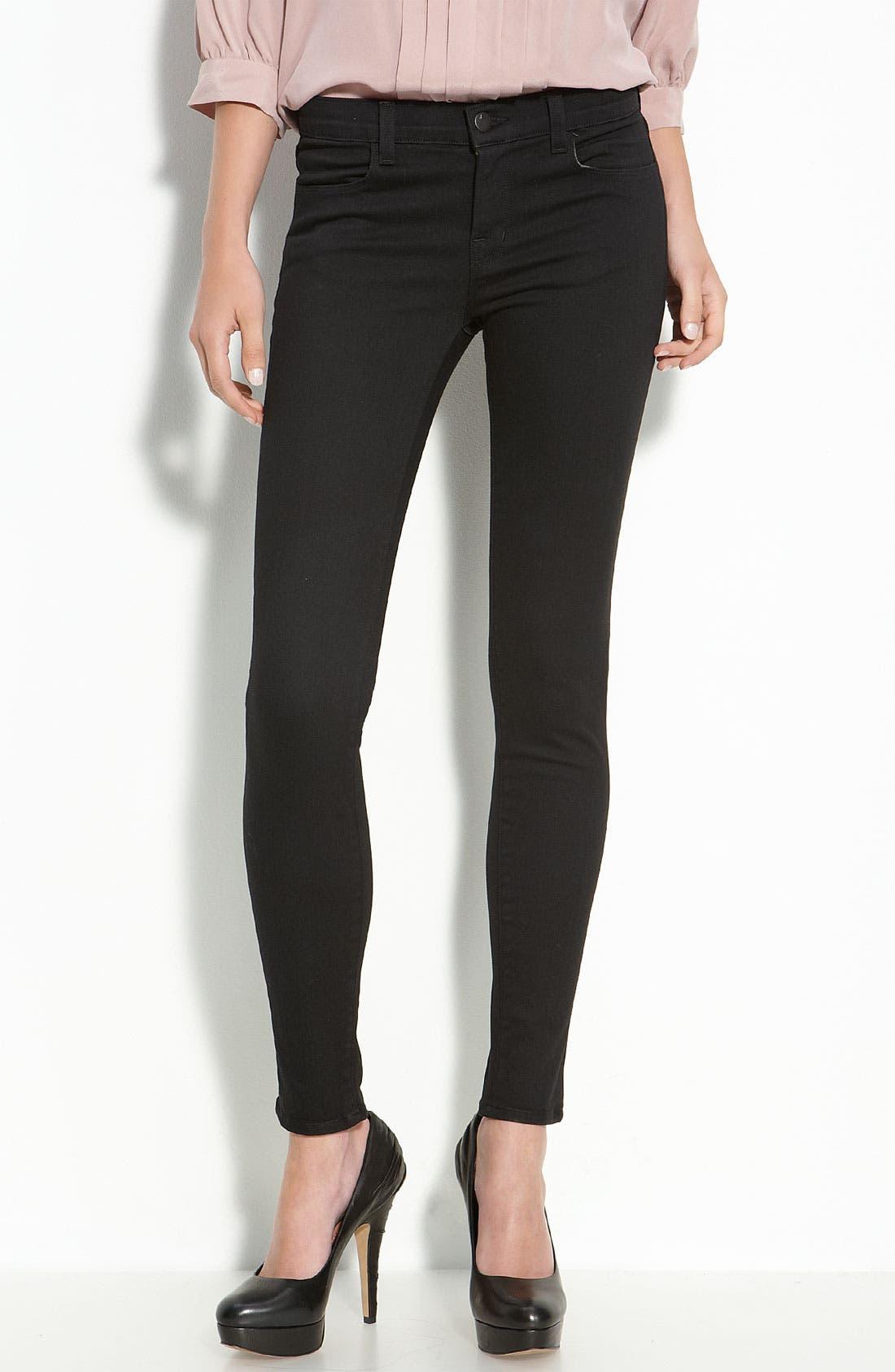 Main Image - J Brand Skinny Stretch Jeans