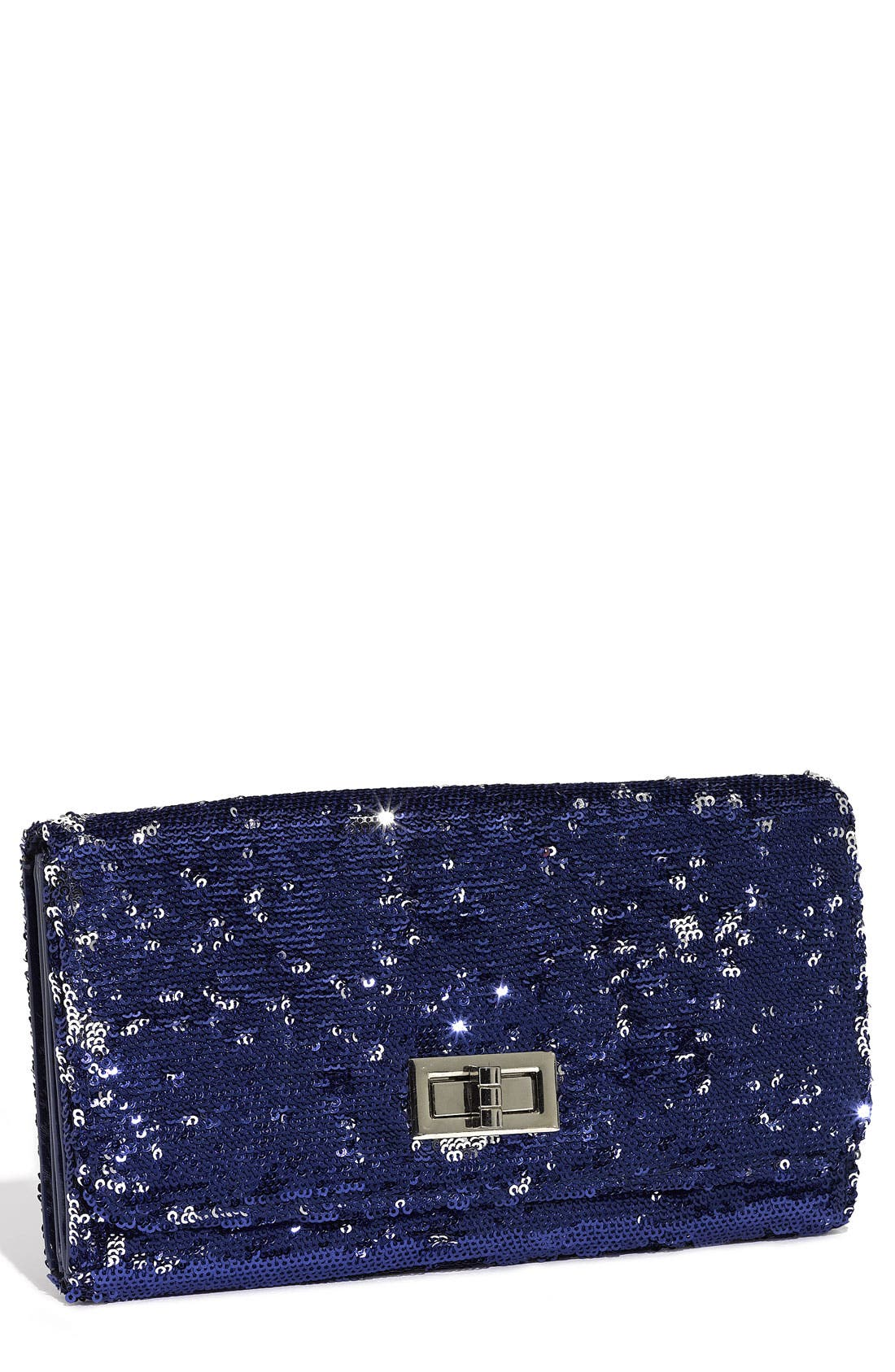 Main Image - Top Choice Sequin Clutch