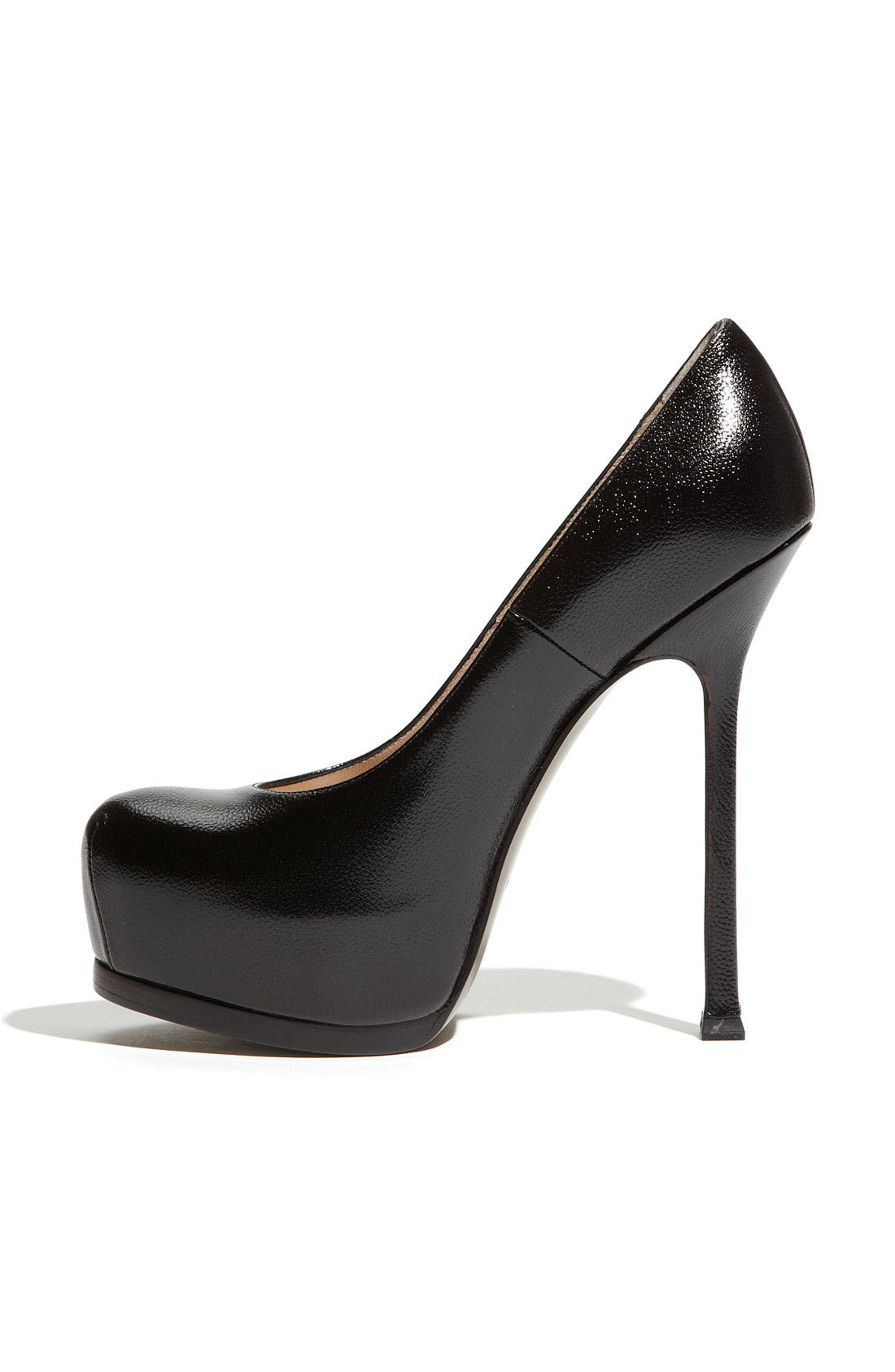 Alternate Image 2  - Saint Laurent 'Tribute Two' Leather Platform Pump