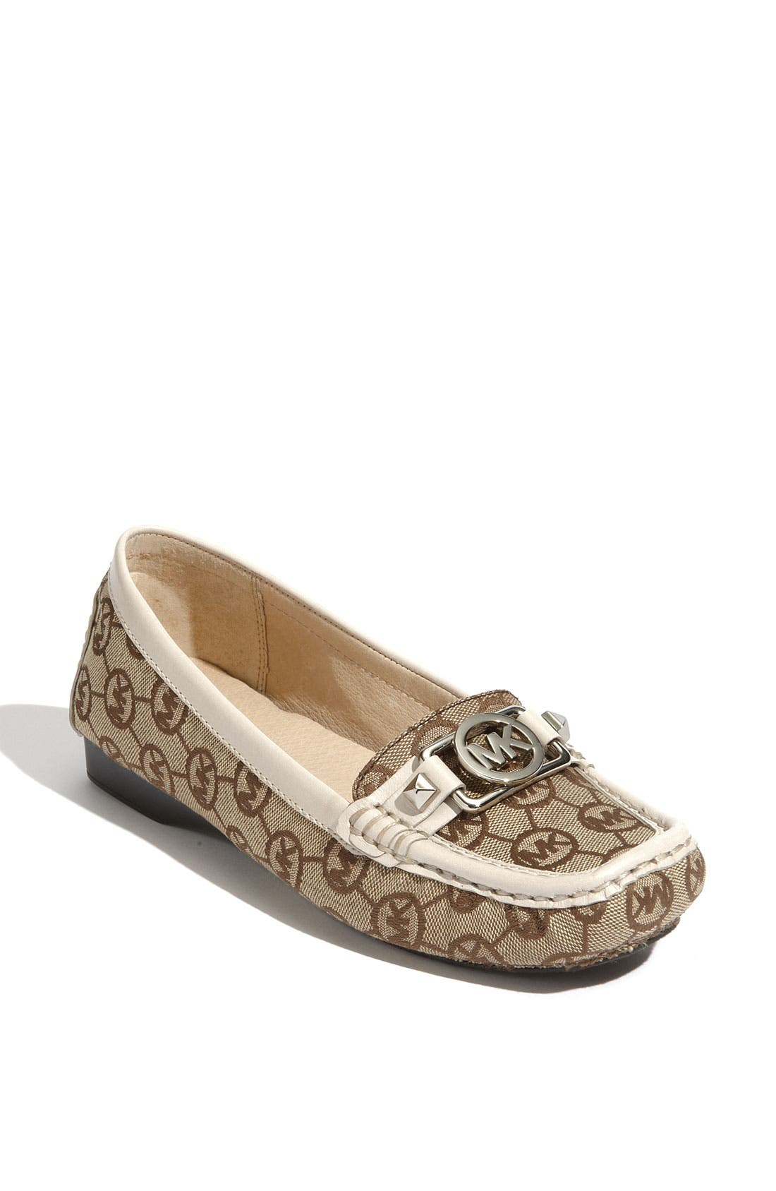 Alternate Image 1 Selected - MICHAEL Michael Kors 'Charm' Flat
