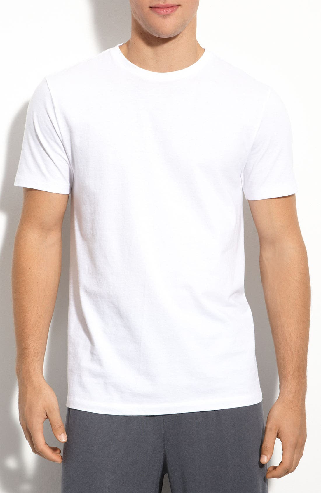 Alternate Image 1 Selected - Michael Kors Crewneck Shirt (3-Pack)