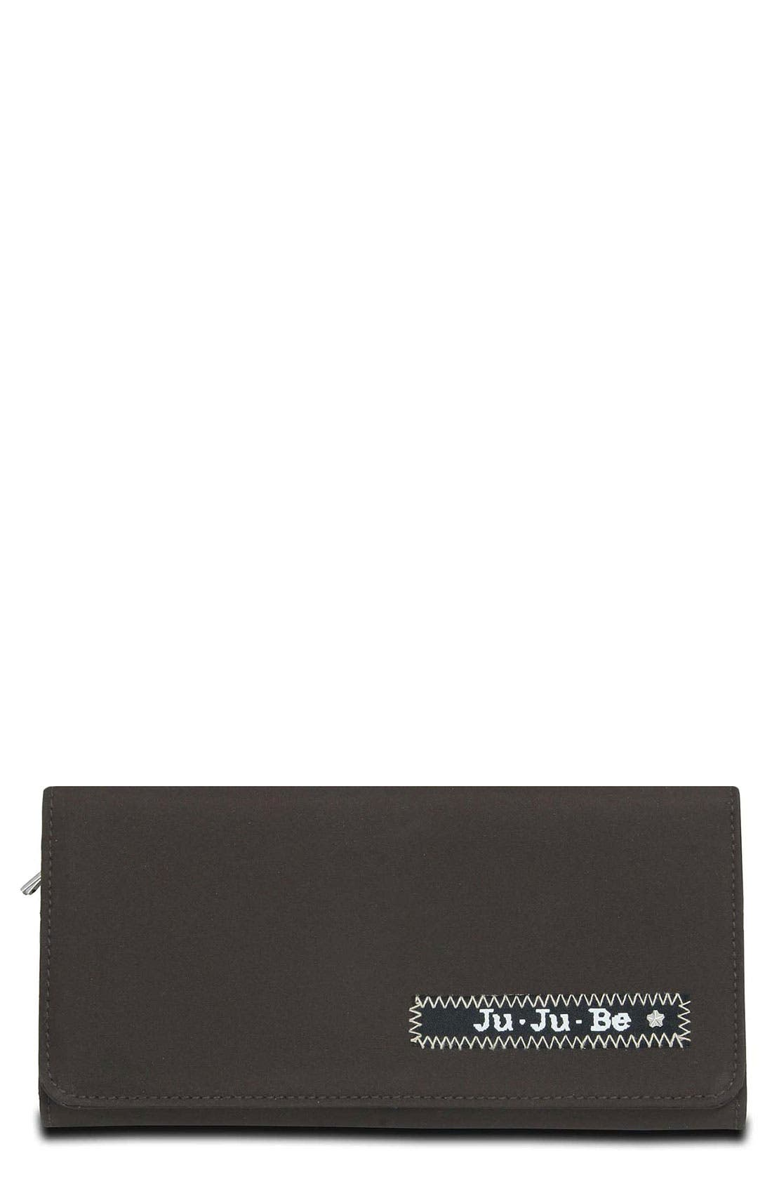 Main Image - Ju-Ju-Be 'Be Rich' Checkbook Wallet