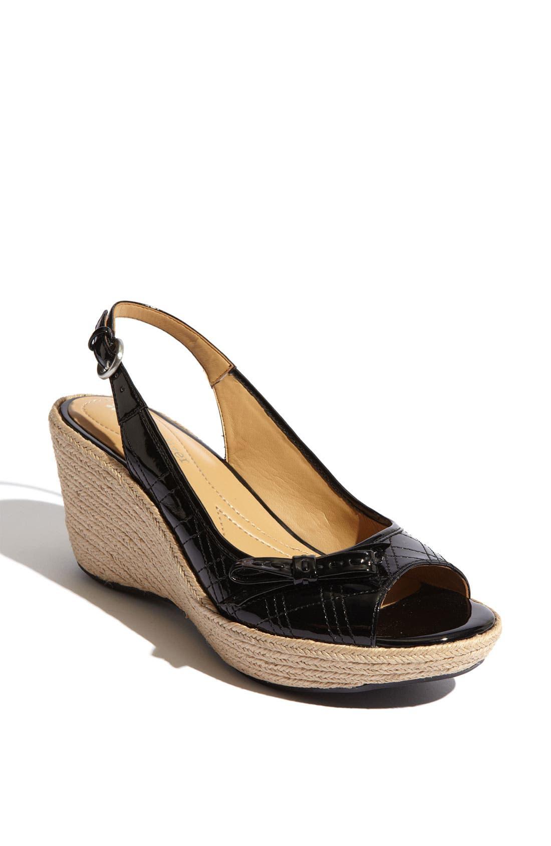 Alternate Image 1 Selected - Naturalizer 'Nieva' Sandal