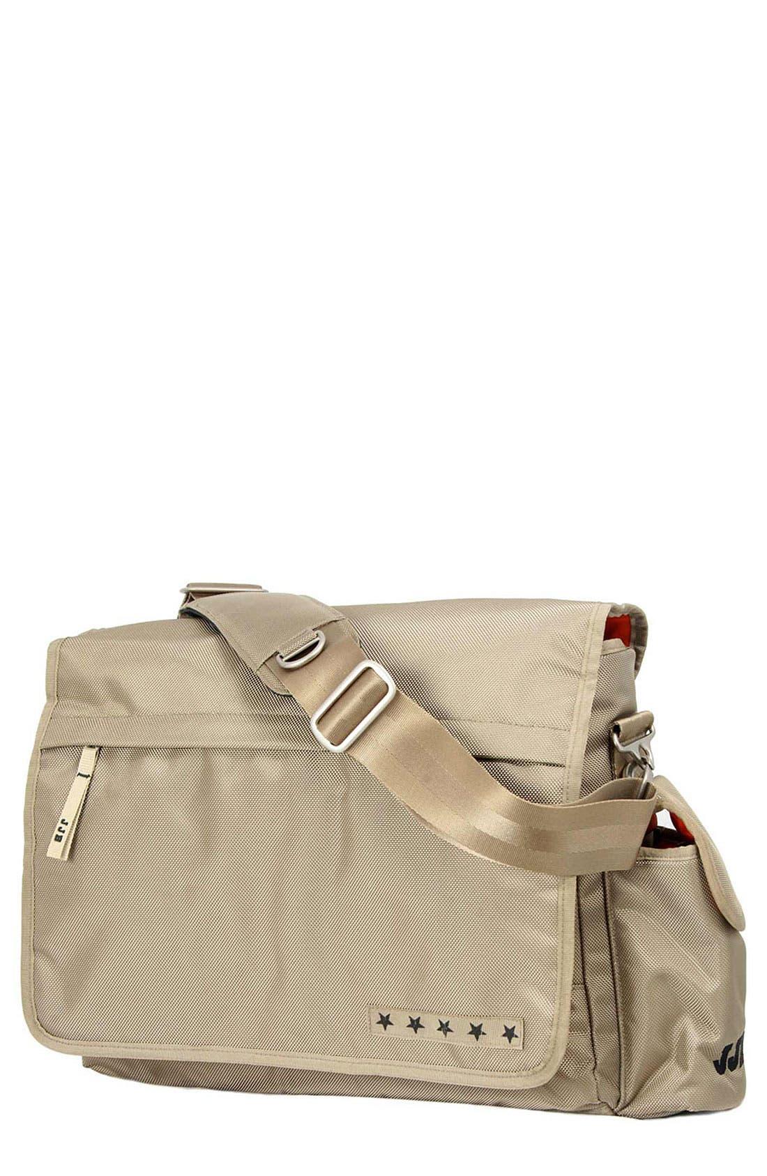 Alternate Image 1 Selected - Ju-Ju-Be Diaper Messenger Bag