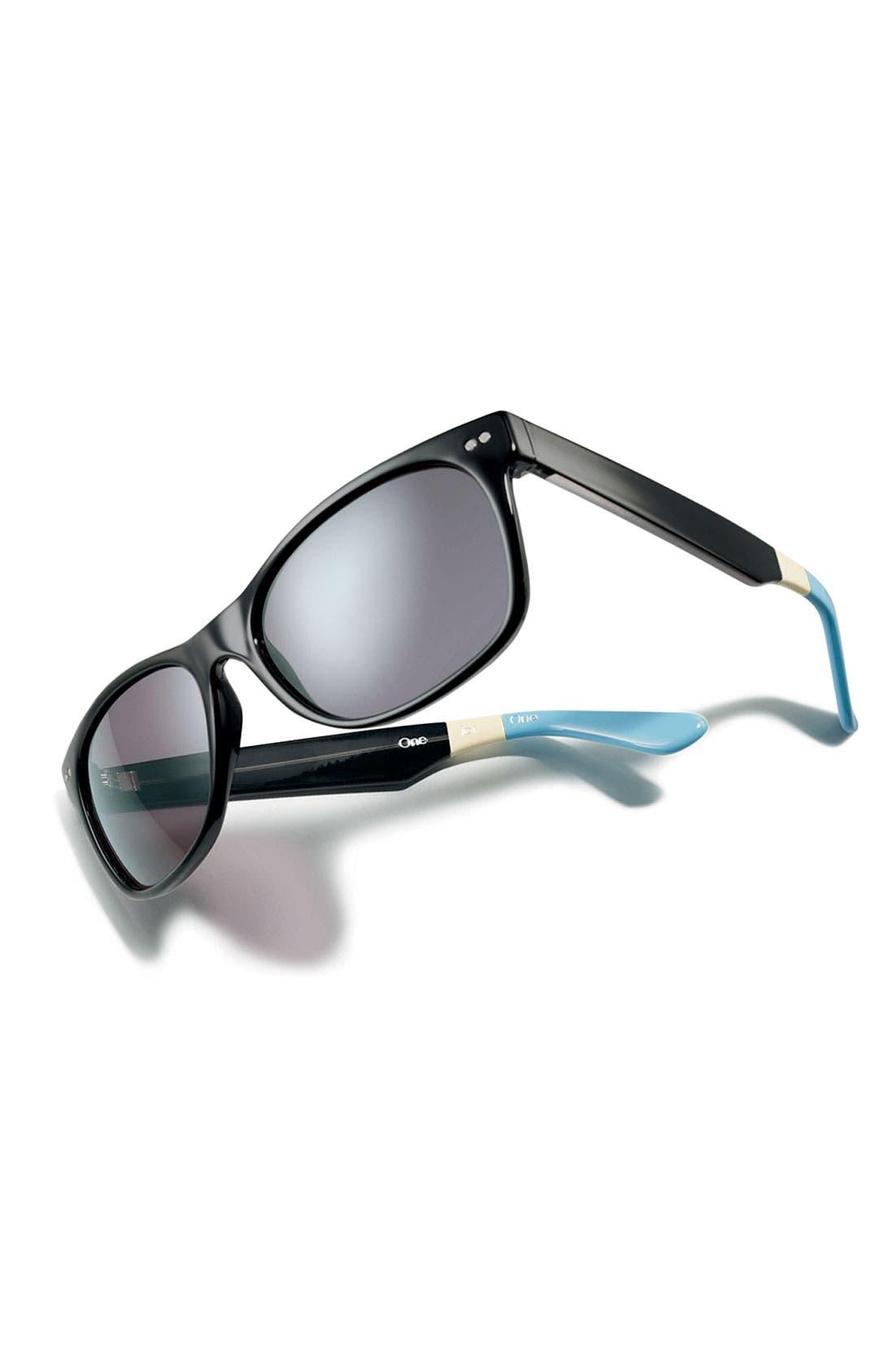 Alternate Image 2  - TOMS 'Beachmaster' Sunglasses