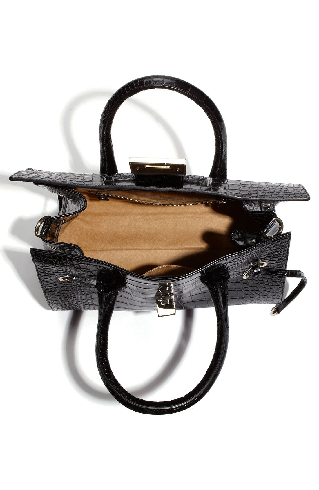 Alternate Image 3  - Jimmy Choo 'Rosalie' Leather Satchel