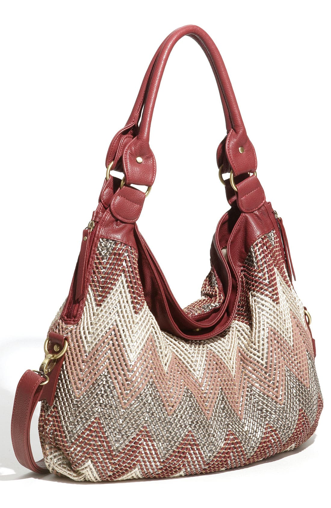 Alternate Image 1 Selected - Big Buddha Faux Leather Hobo