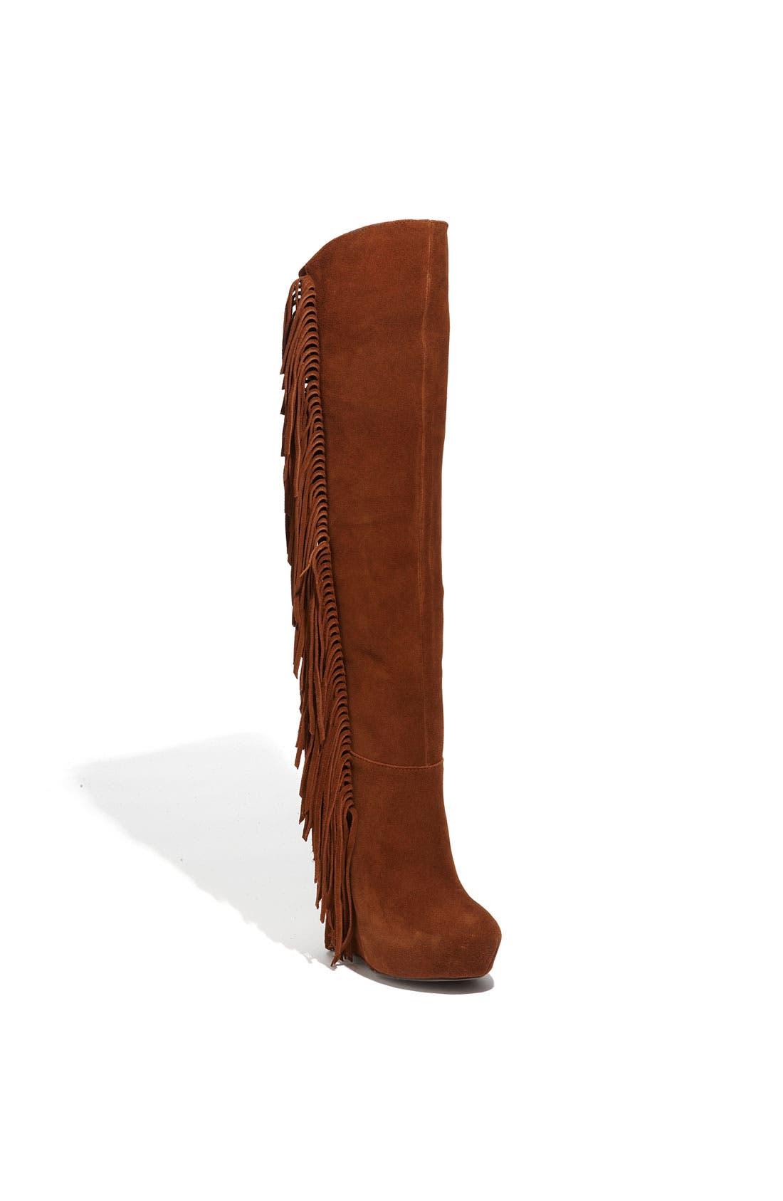 Alternate Image 1 Selected - Steve Madden 'Badgess' Over the Knee Boot