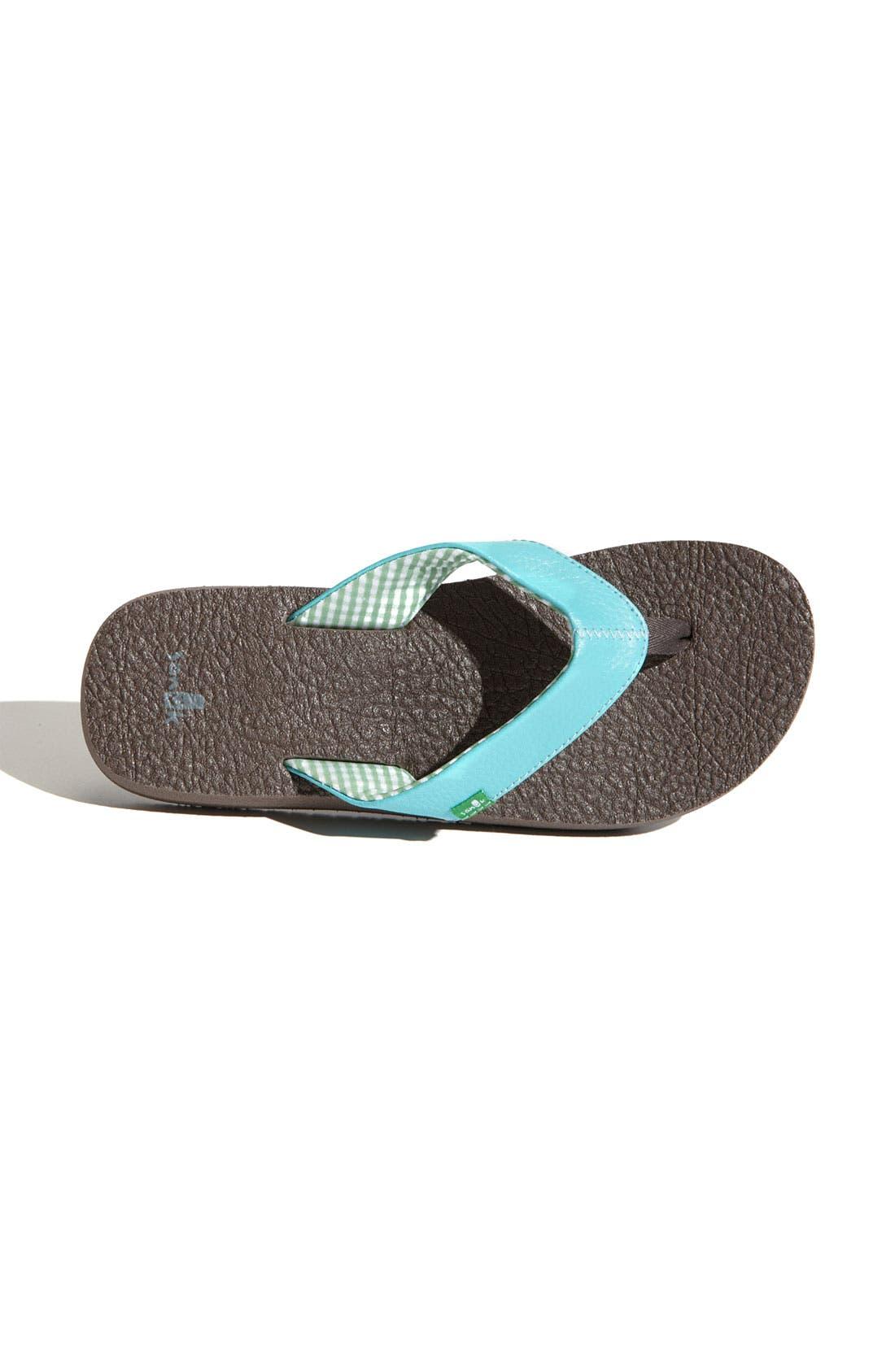 Alternate Image 3  - Sanuk 'Yoga Mat' Flip Flop (Women)