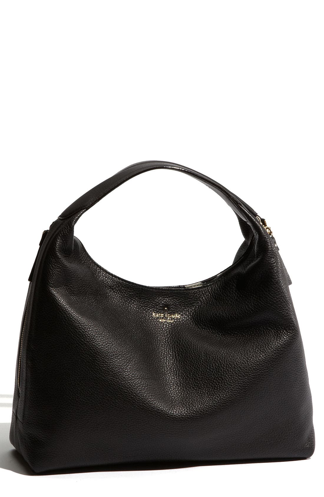 Main Image - kate spade new york 'mansfield juniper' leather hobo