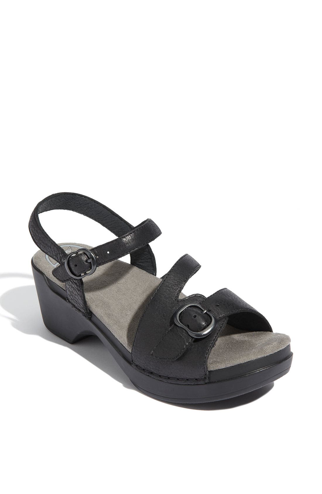 Alternate Image 1 Selected - Dansko 'Sandi' Clog Sandal
