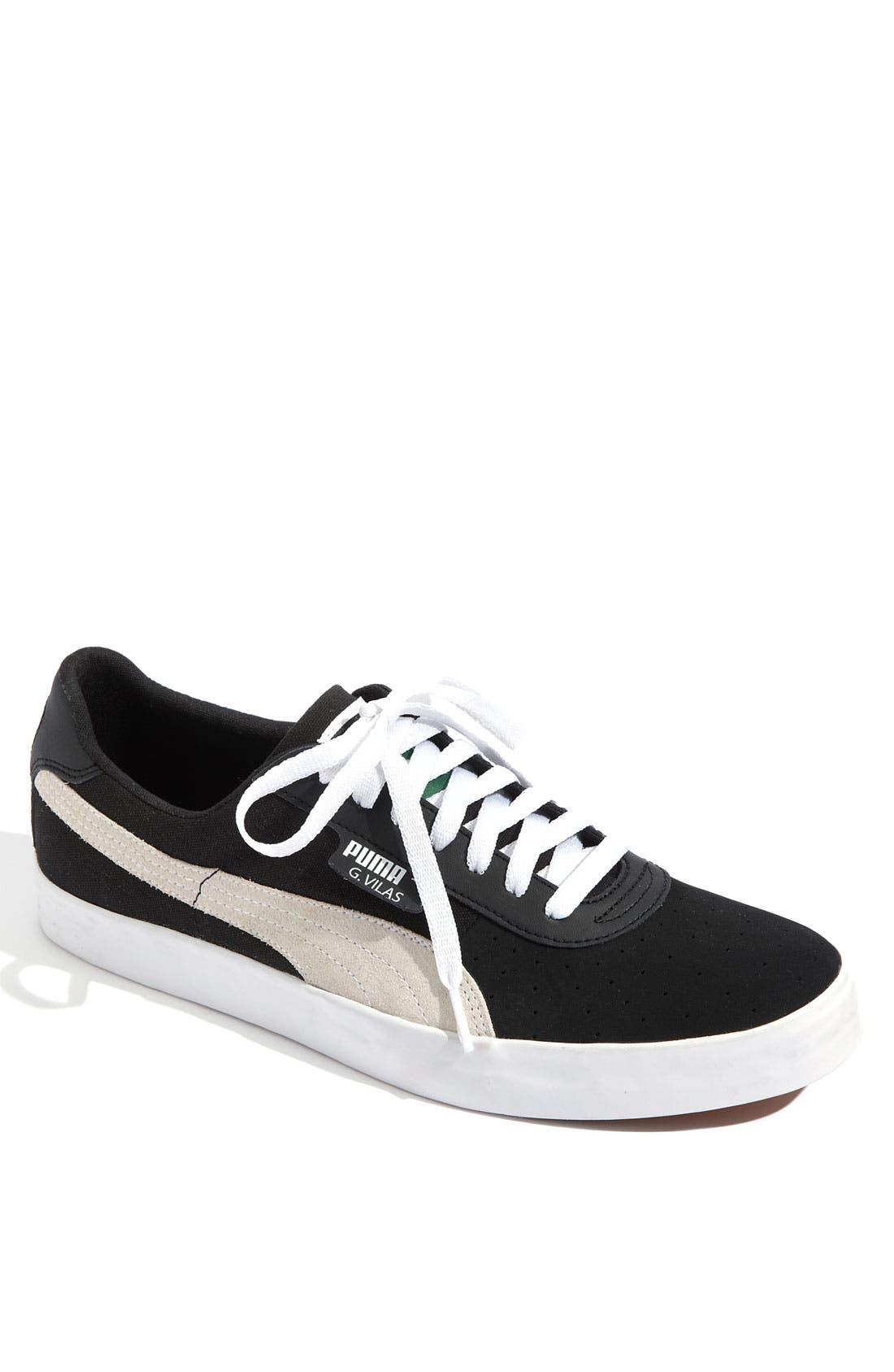 Alternate Image 1 Selected - PUMA 'GV Vulcanized' Sneaker