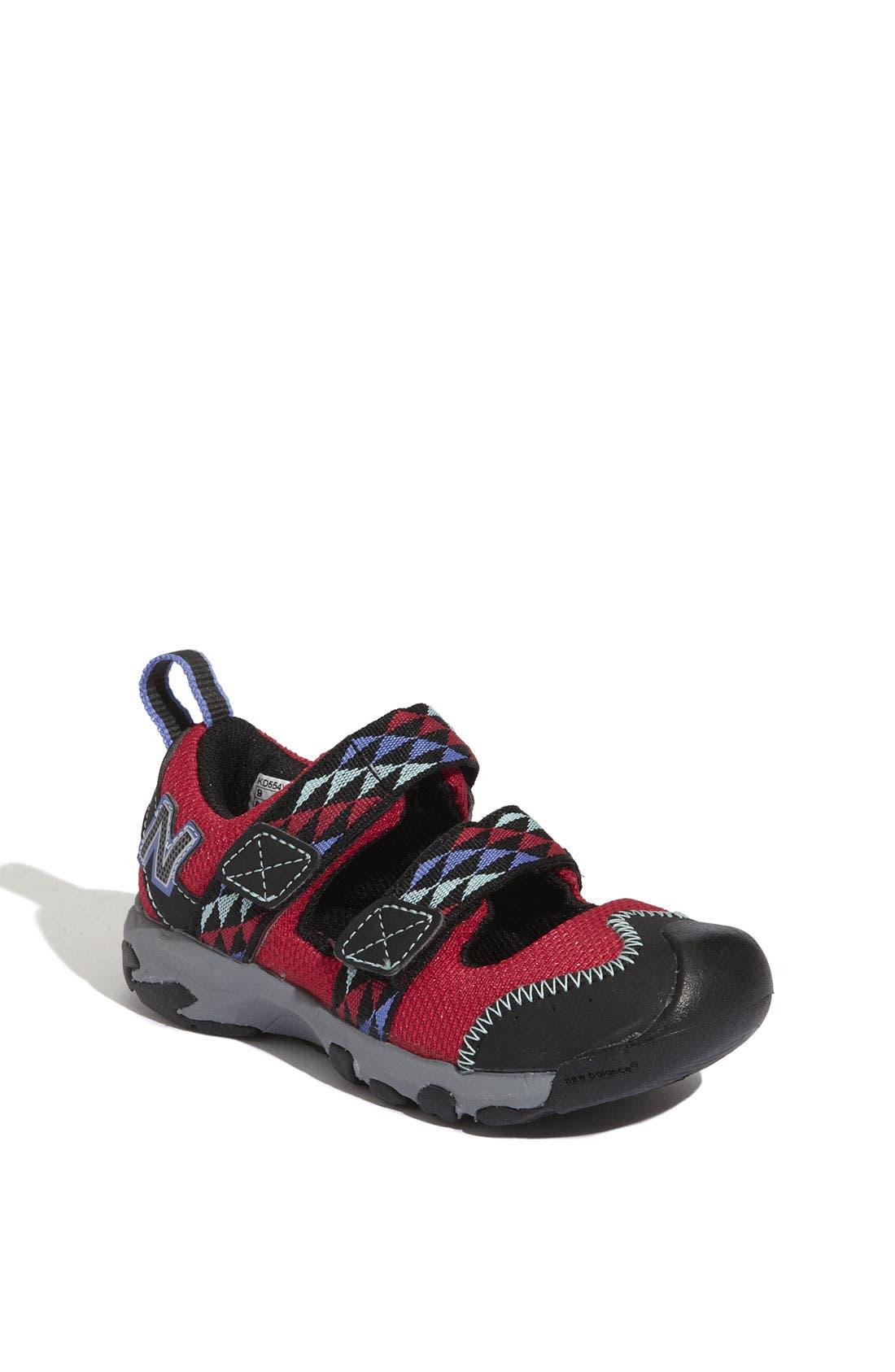 Main Image - New Balance '554' Water Shoe (Walker, Toddler, Little Kid & Big Kid)