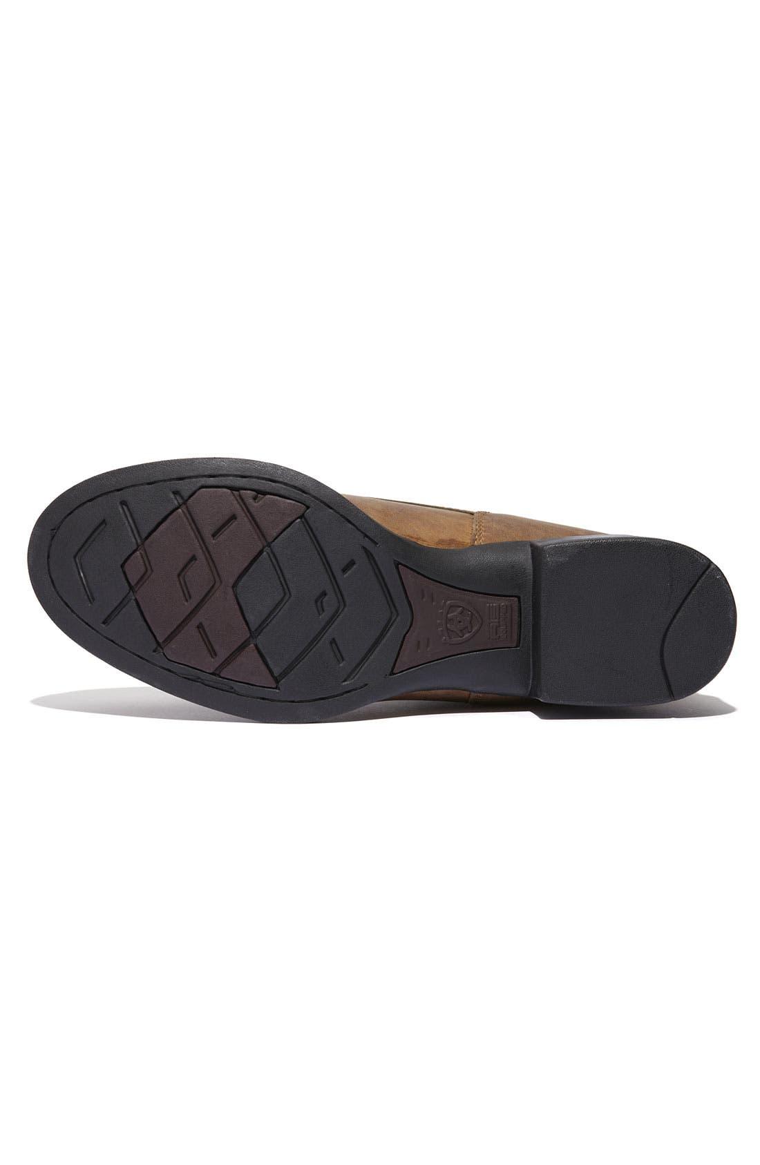 Alternate Image 4  - Ariat 'Heritage Lacer' Boot (Online Only) (Men)