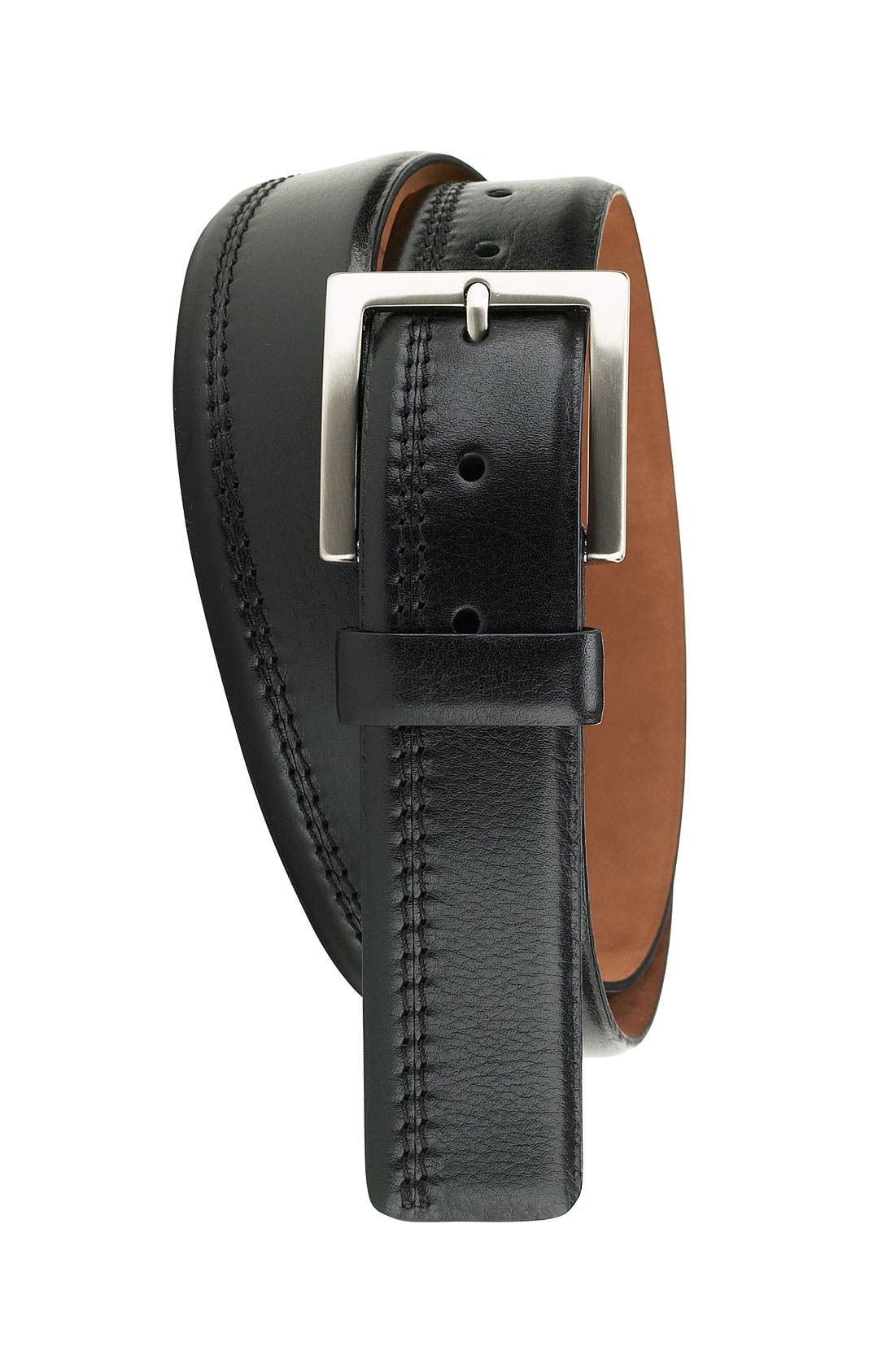 Alternate Image 1 Selected - Cole Haan 'Donald' Leather Belt