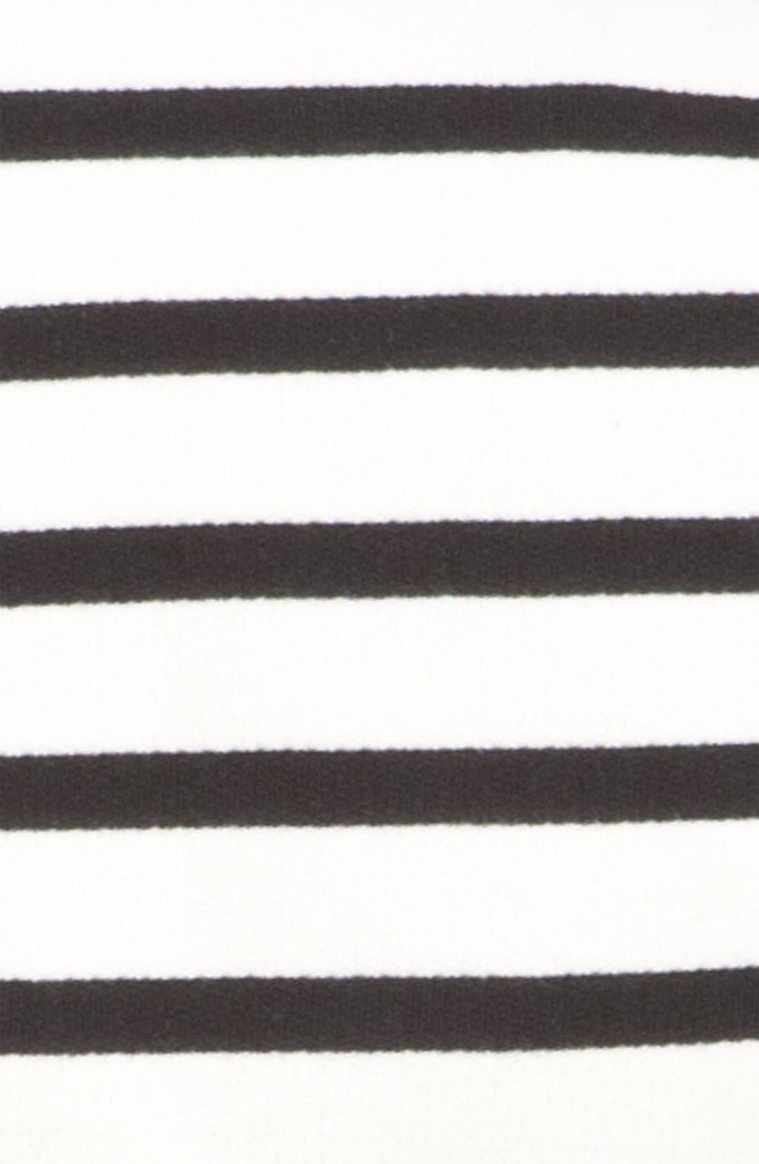 Alternate Image 3  - Juicy Couture Stripe Monogram Blazer