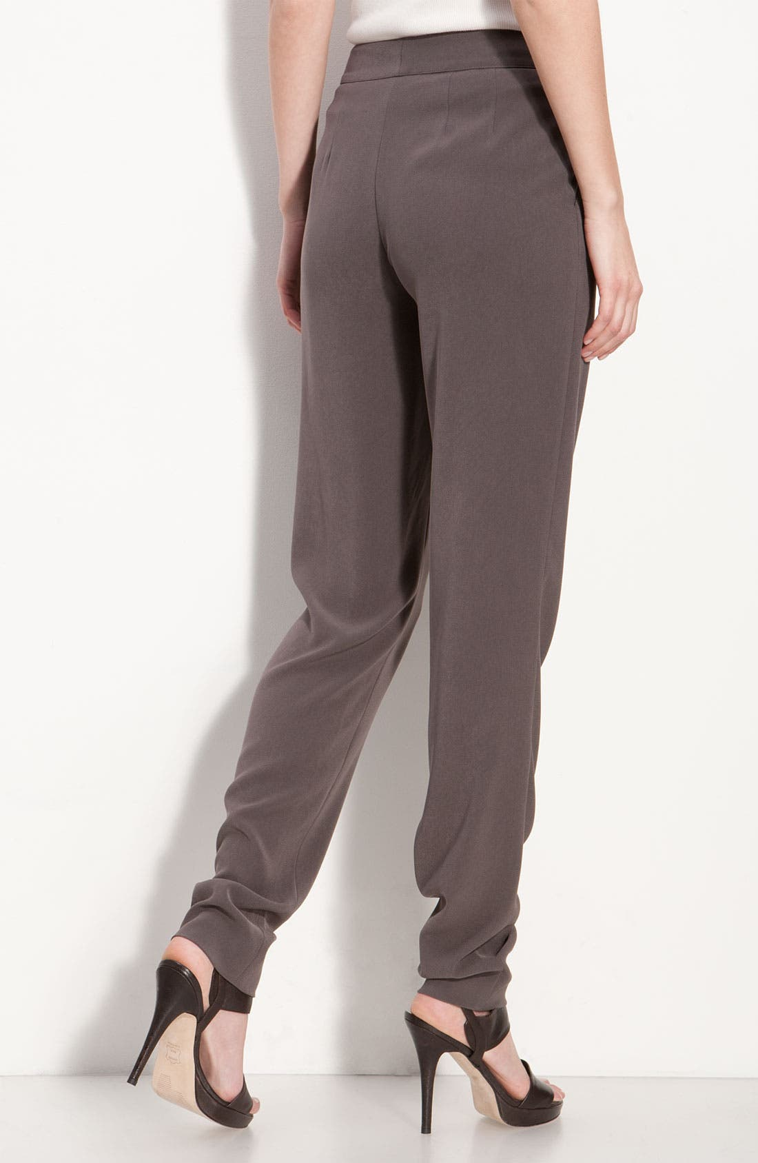 Alternate Image 2  - St. John Collection Slouchy Pants