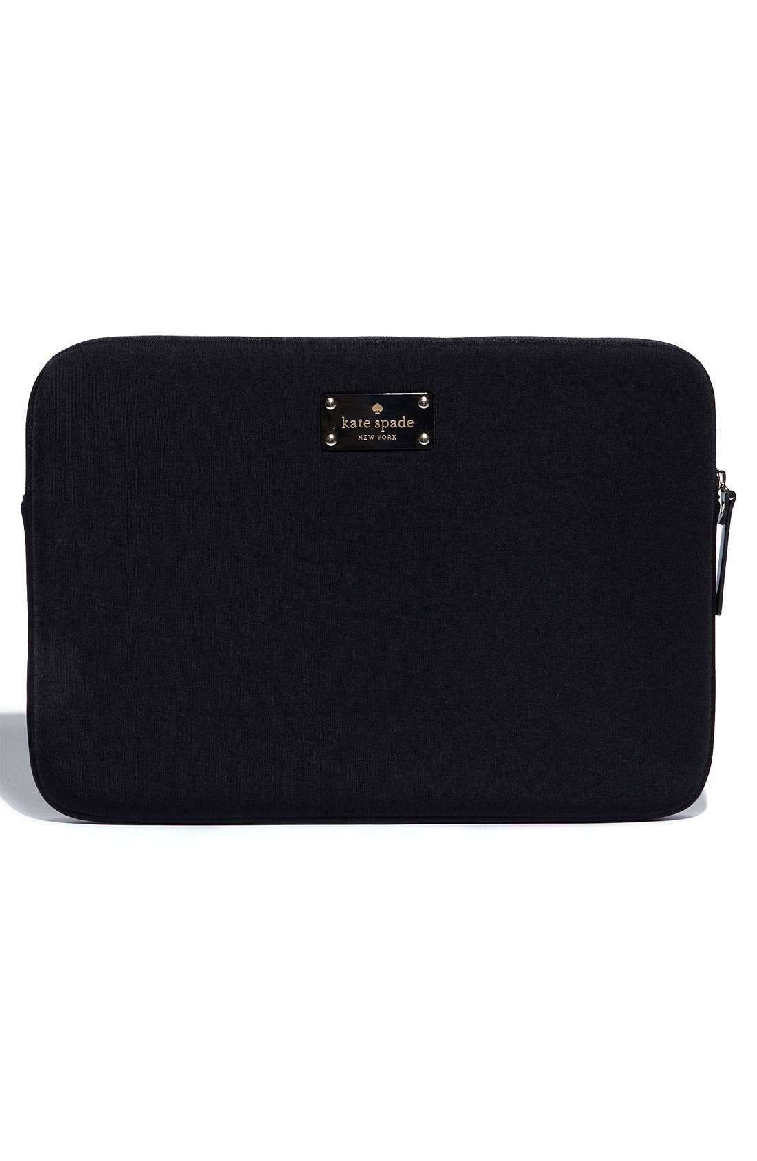 Alternate Image 4  - kate spade new york 'out of office' laptop sleeve (13 Inch)
