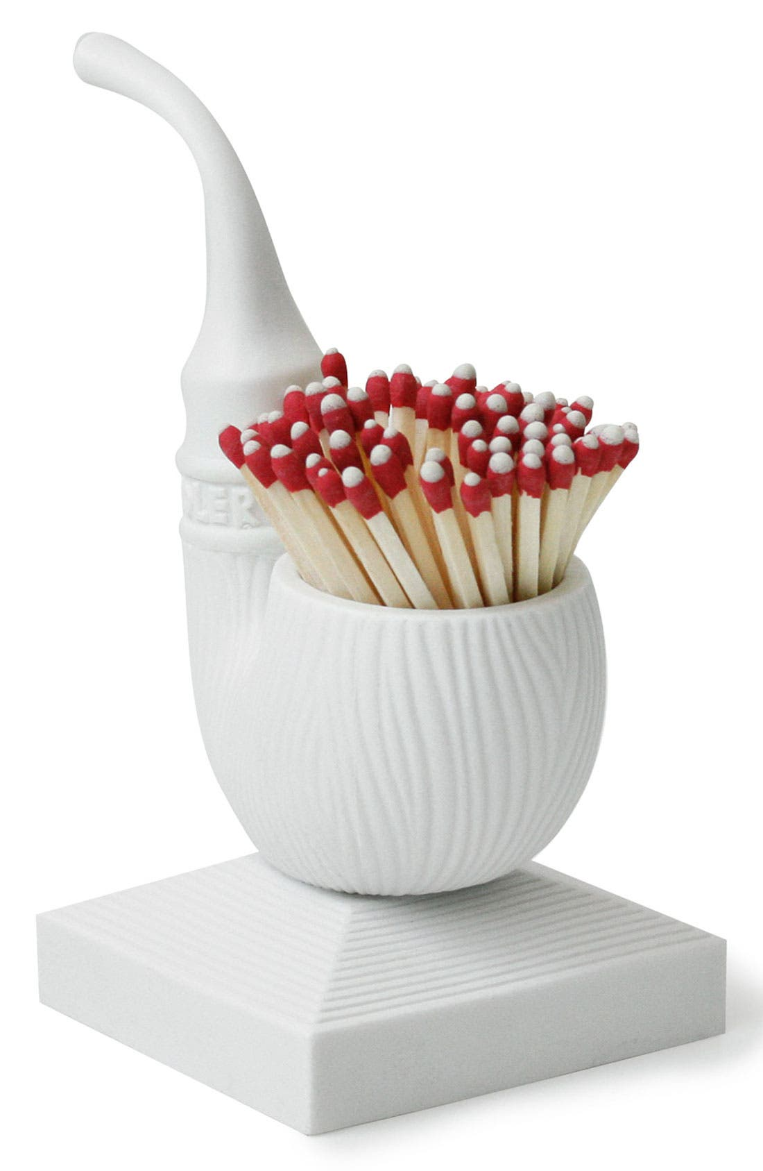 Alternate Image 2  - Jonathan Adler 'Pipe' Porcelain Match Strike