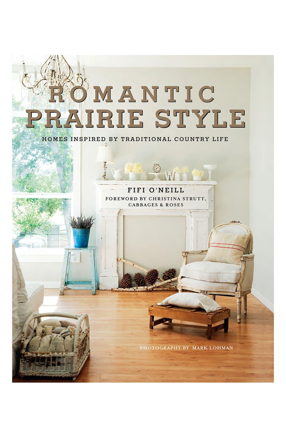 Alternate Image 1 Selected - 'Romantic Prairie Style' Interior Design Book
