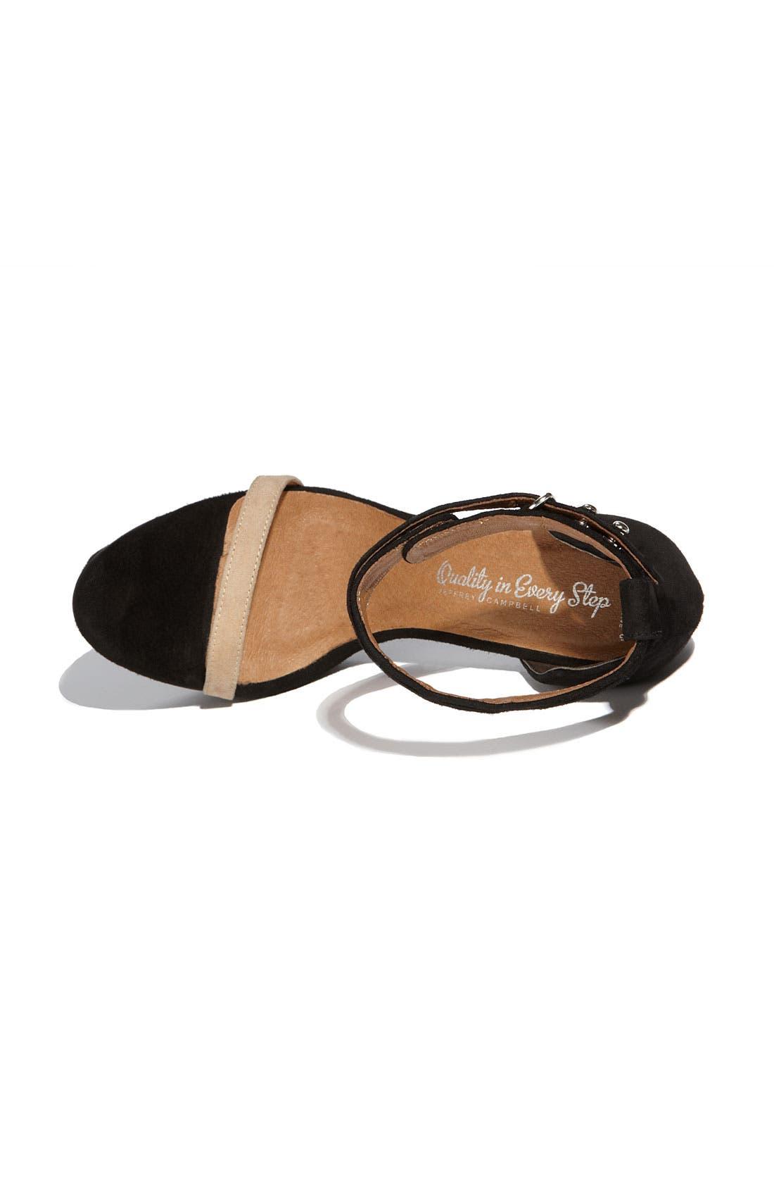 Alternate Image 3  - Jeffrey Campbell 'Day 2' Platform Sandal