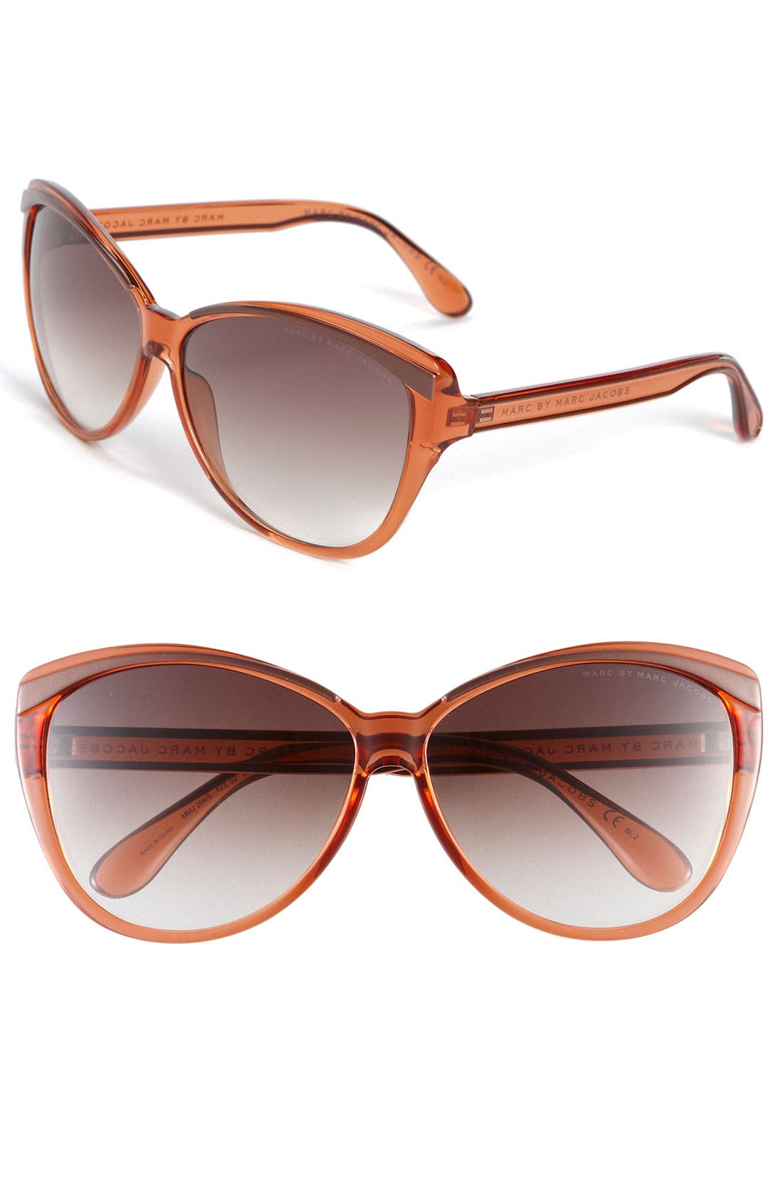 Main Image - MARC BY MARC JACOBS Cat's Eye Sunglasses