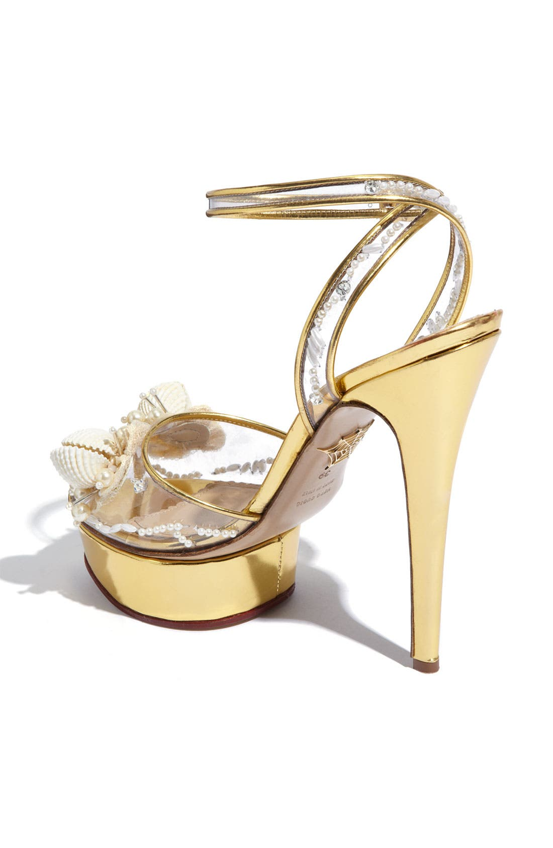 Alternate Image 2  - Charlotte Olympia 'Sea Shells' Sandal