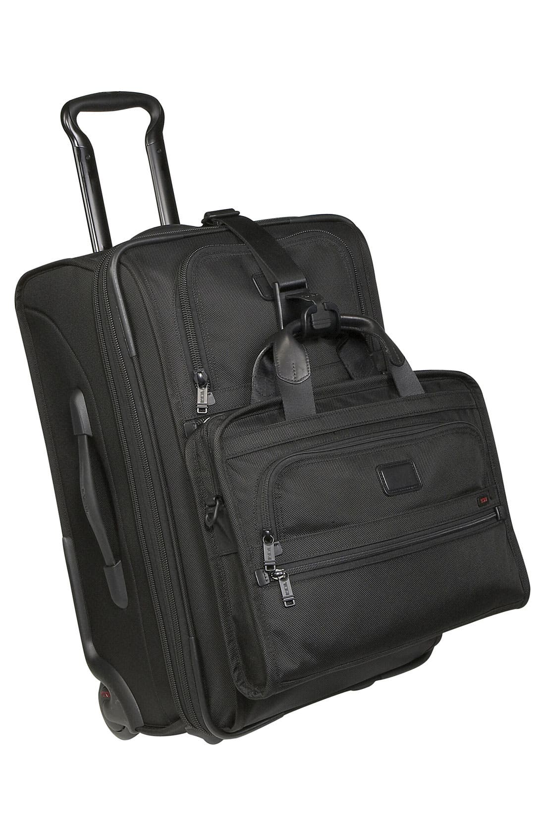 Alternate Image 5  - Tumi 'Alpha' Frequent Traveler Zippered Expandable Carry-On