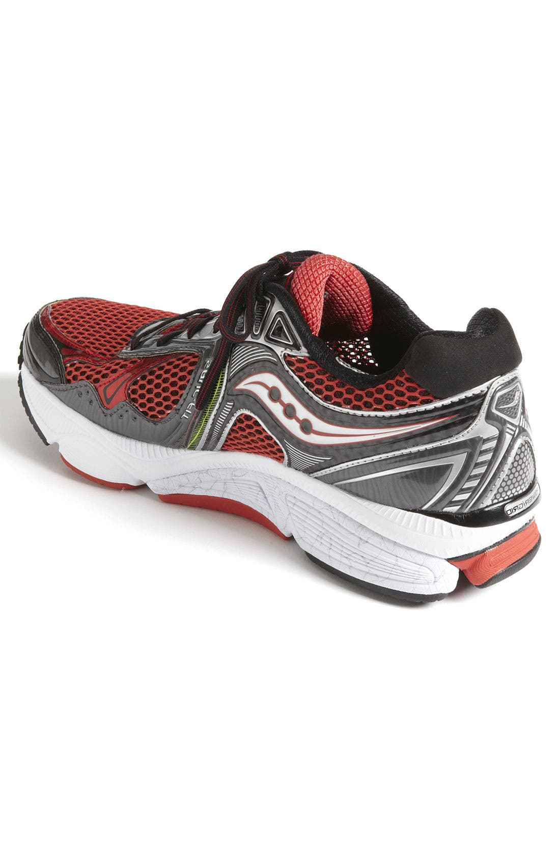 Alternate Image 2  - Saucony 'PowerGrid Hurricane 14' Running Shoe (Men)