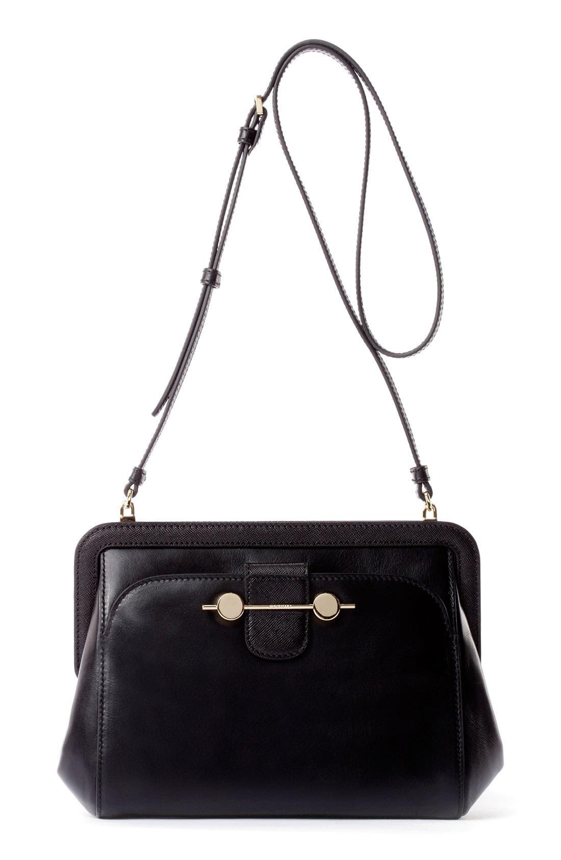 Alternate Image 1 Selected - Jason Wu 'Daphne' Leather Crossbody Bag
