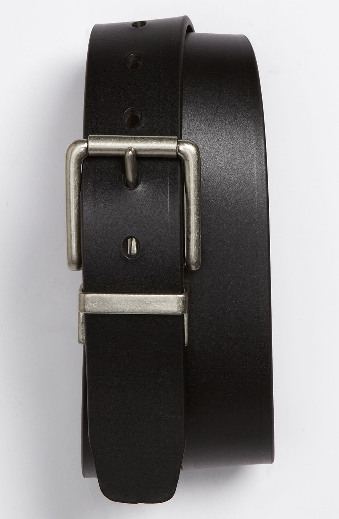 Main Image - Fossil 'Ethan' Reversible Belt