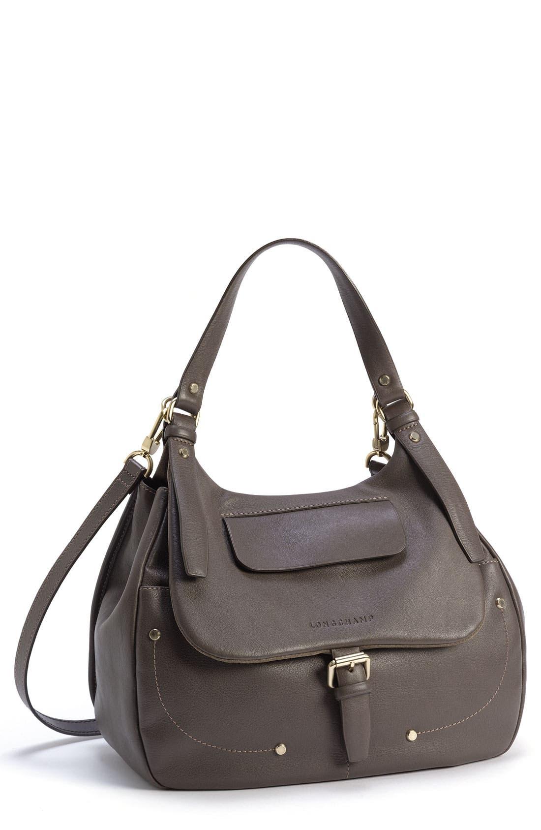 Alternate Image 1 Selected - Longchamp 'Balzane' Hobo