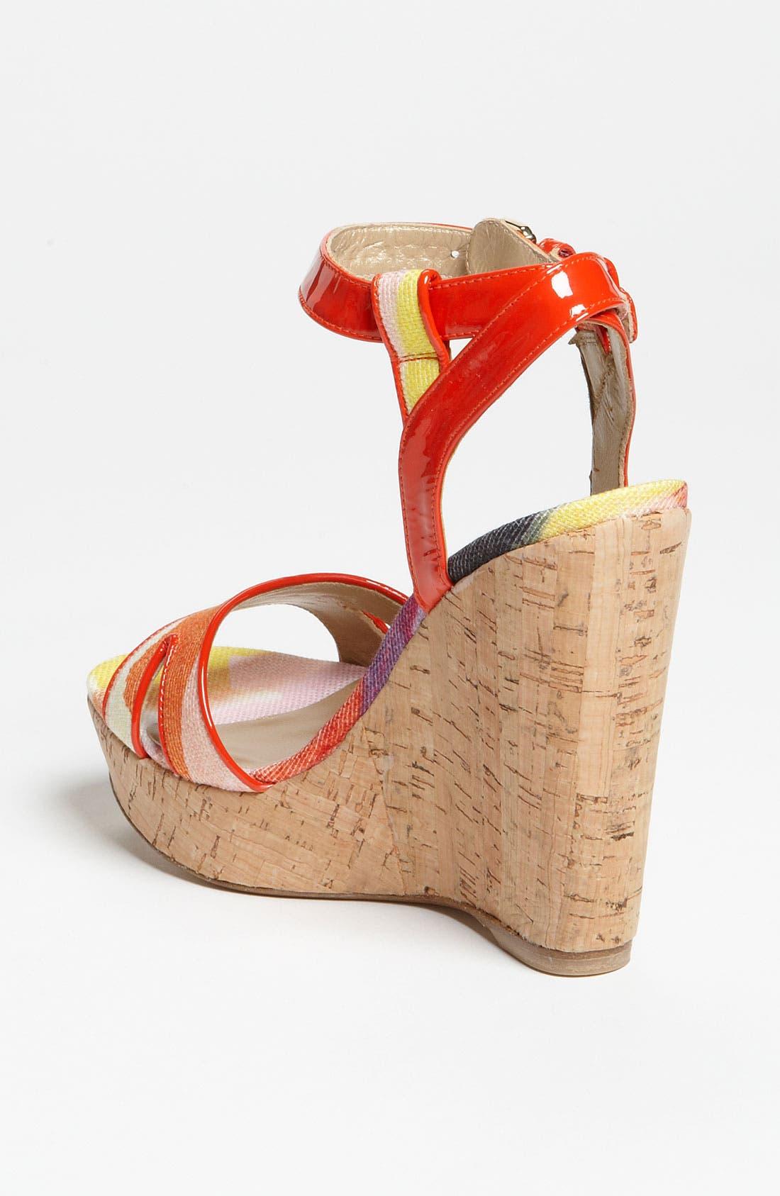 Alternate Image 2  - Stuart Weitzman 'Midair' Wedge Sandal