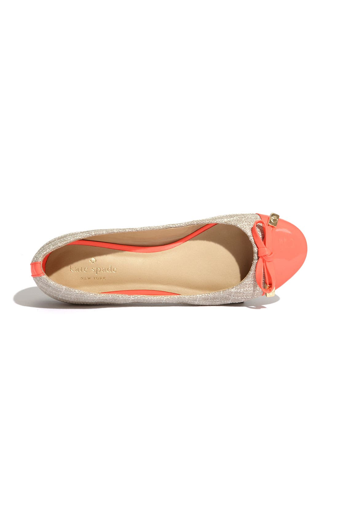 Alternate Image 3  - kate spade new york 'heather' flat