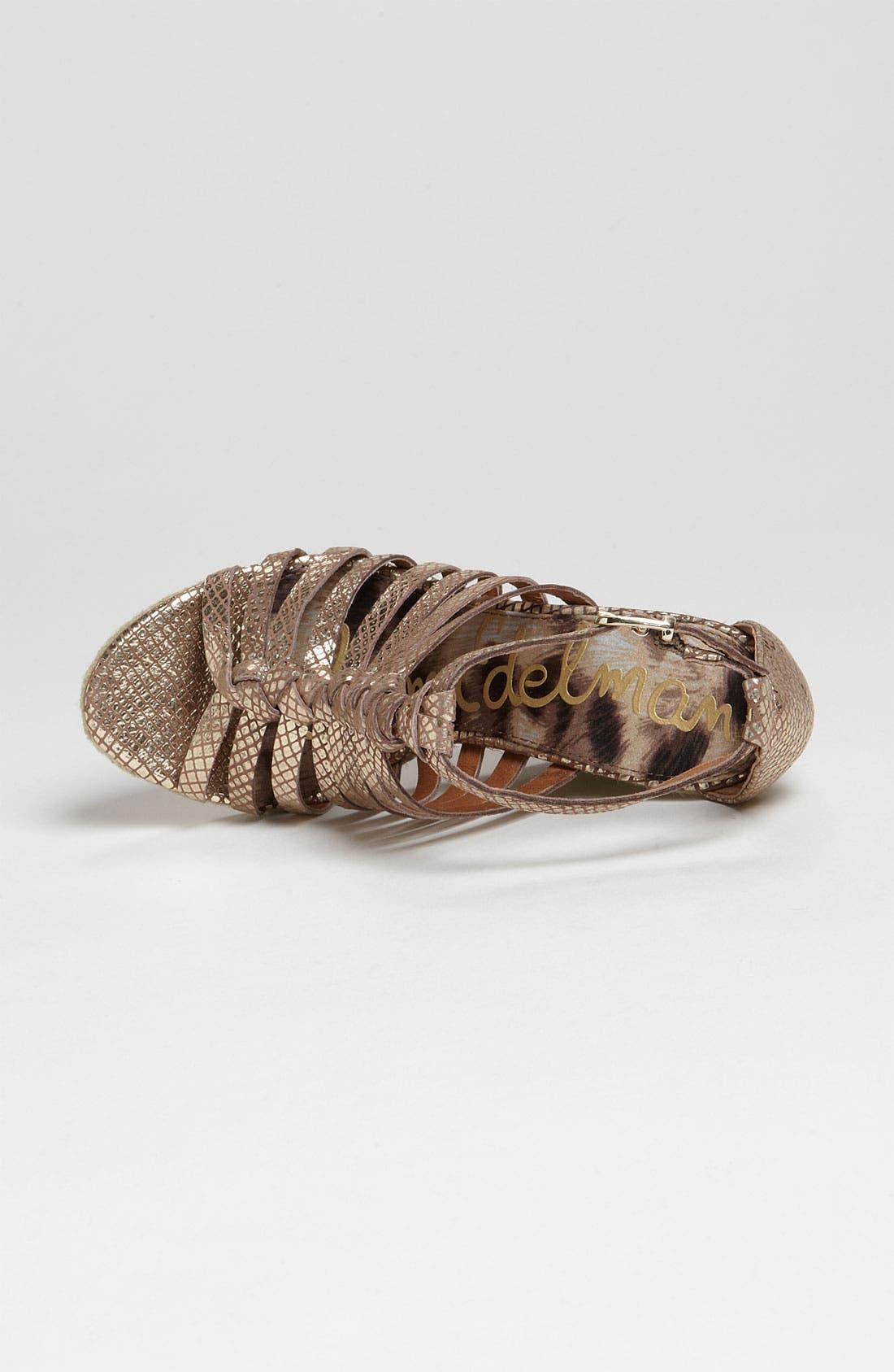 Alternate Image 3  - Sam Edelman 'Annabell' Sandal (Online Exclusive)