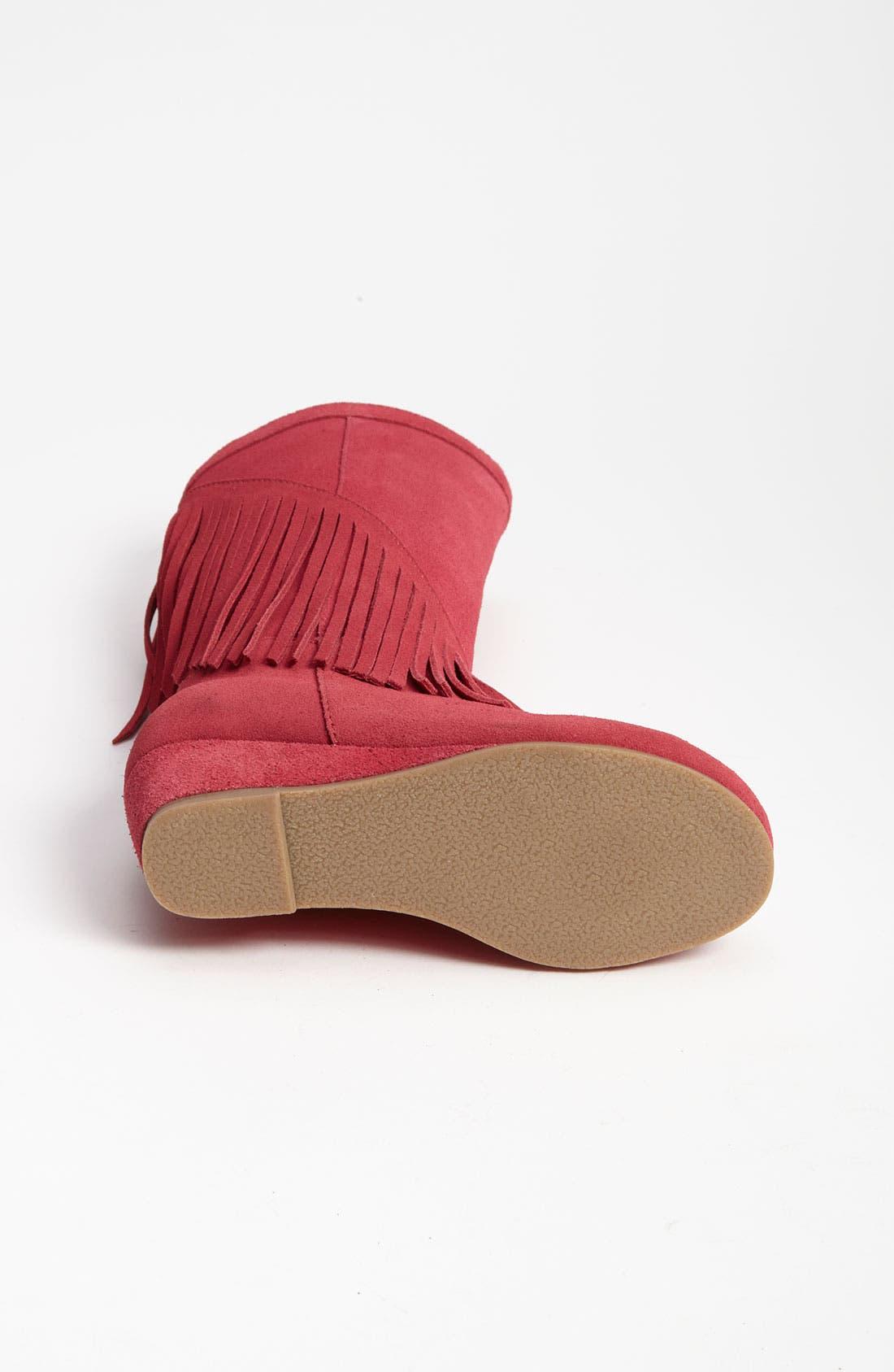 Alternate Image 4  - Steve Madden 'Fringey' Boot (Toddler)