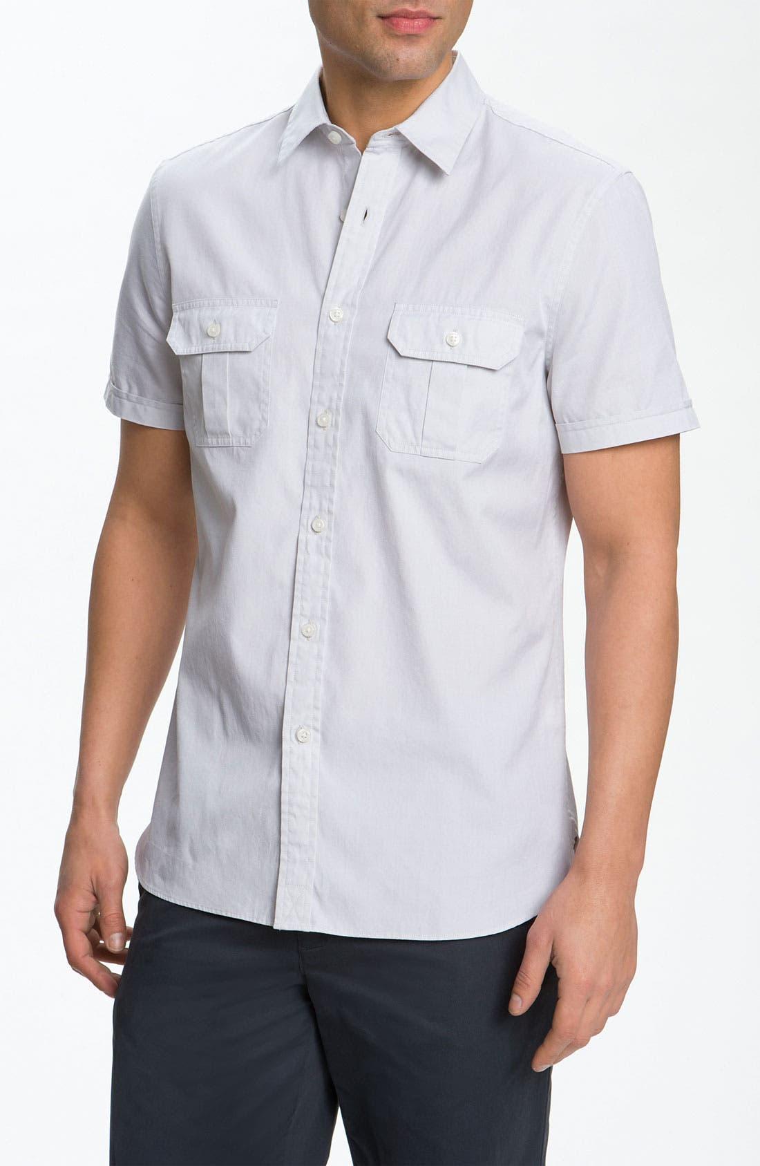 Alternate Image 1 Selected - Wallin & Bros. 'Richmond' Sport Shirt