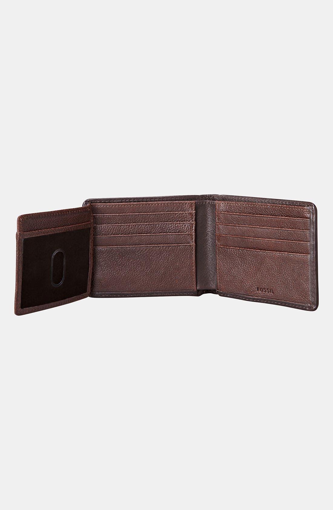 Alternate Image 2  - Fossil 'Estate Traveler' Wallet