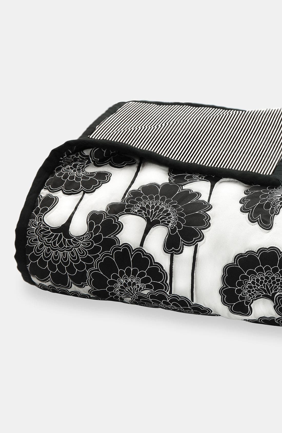 Alternate Image 1 Selected - kate spade new york 'japanese floral' quilt
