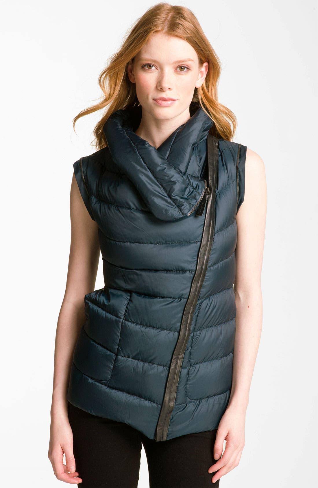 Alternate Image 2  - Mackage Asymmetrical Zip Down Jacket