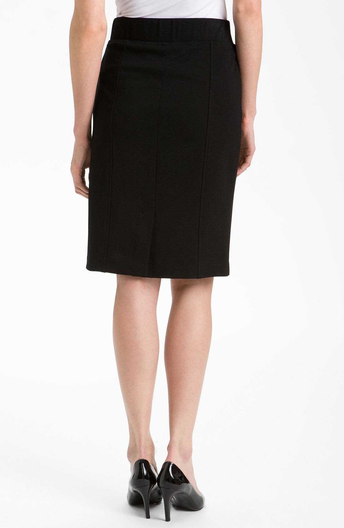 Alternate Image 2  - NYDJ 'Prudence' Ponte Skirt
