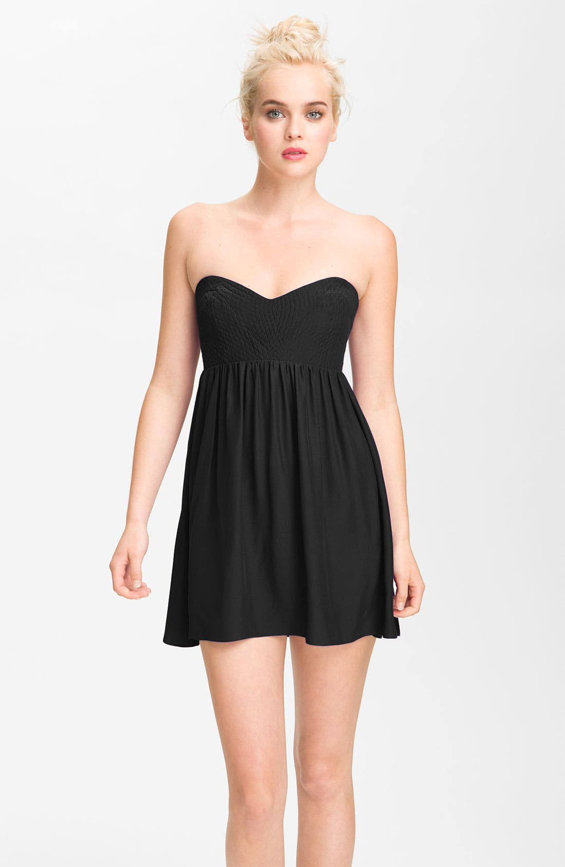 Main Image - Parker Strapless Sweetheart Dress
