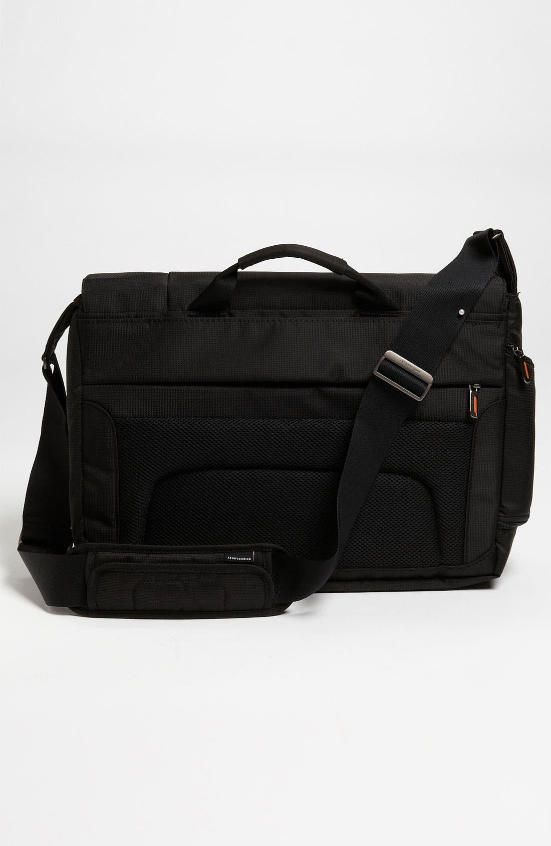 Alternate Image 2  - Briggs & Riley 'Verb - Grow' Expandable Water Resistant Messenger Bag
