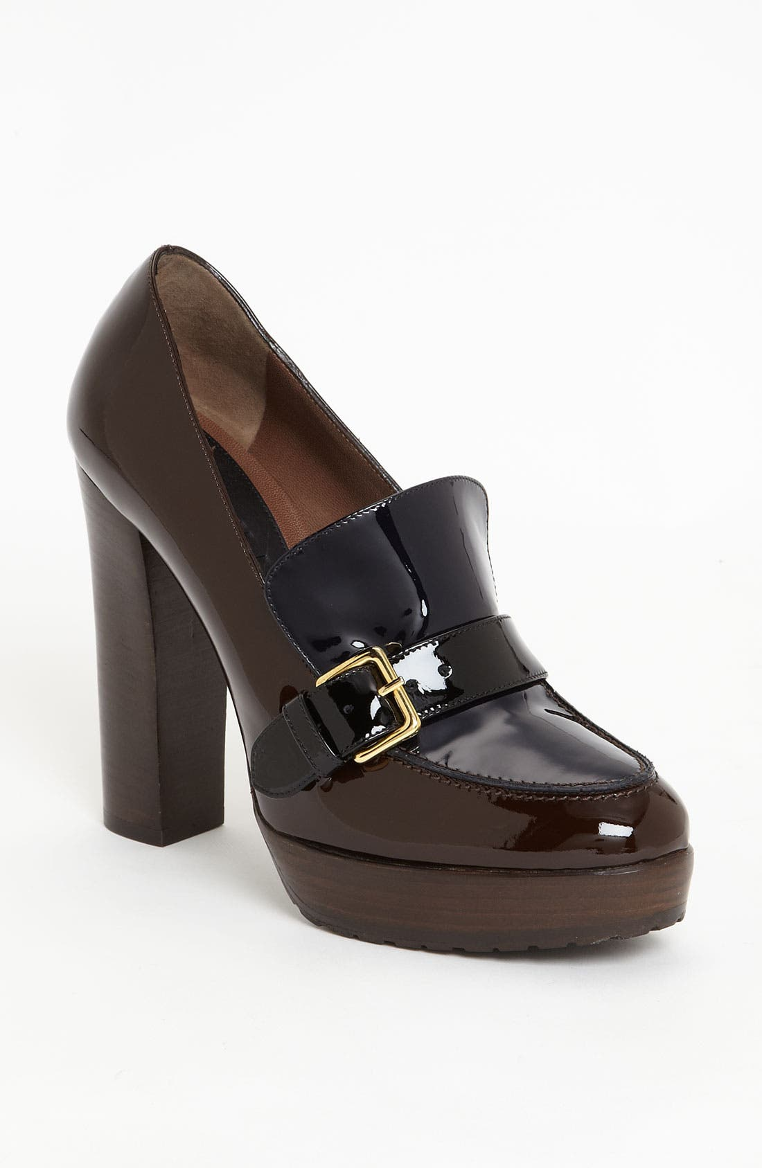 Alternate Image 1 Selected - Marni Buckle Loafer Pump