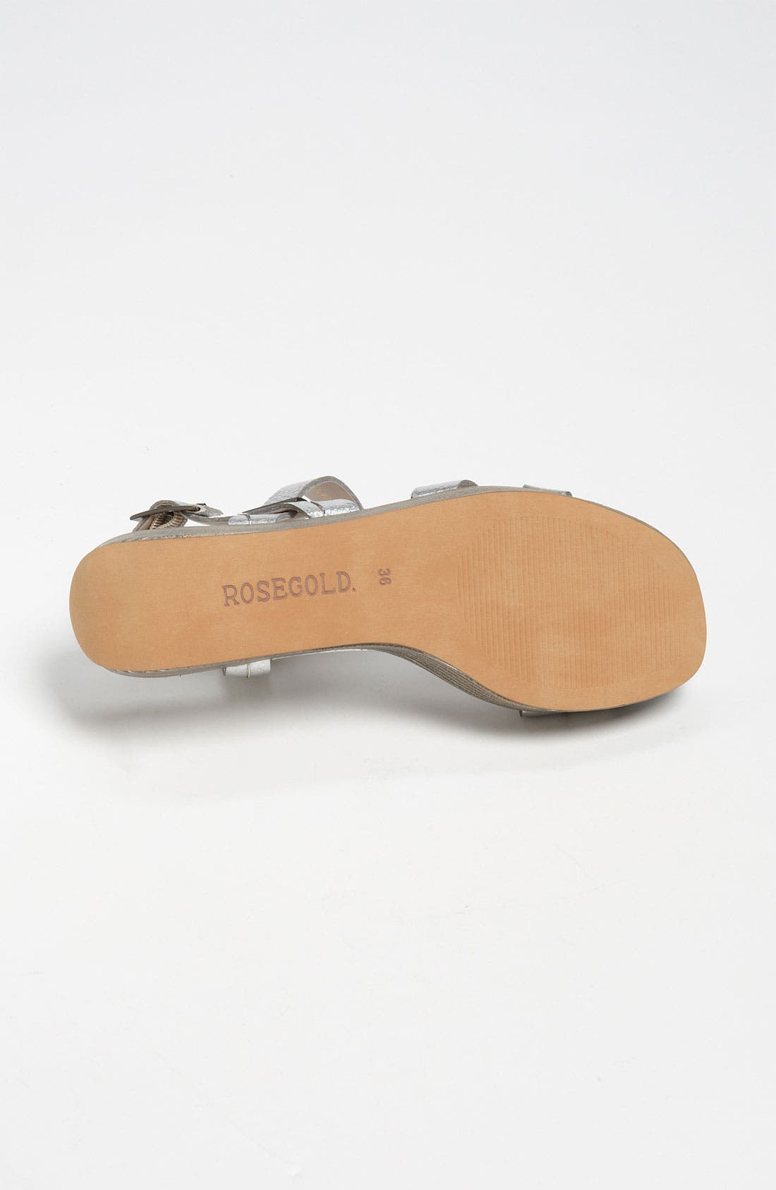 Alternate Image 4  - Rosegold 'Hanna' Sandal