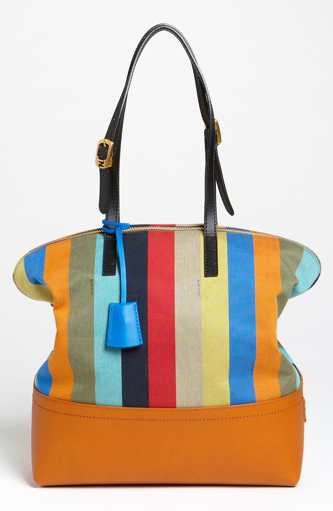 Main Image - Fendi 'Pequin 2-Way' Shopper