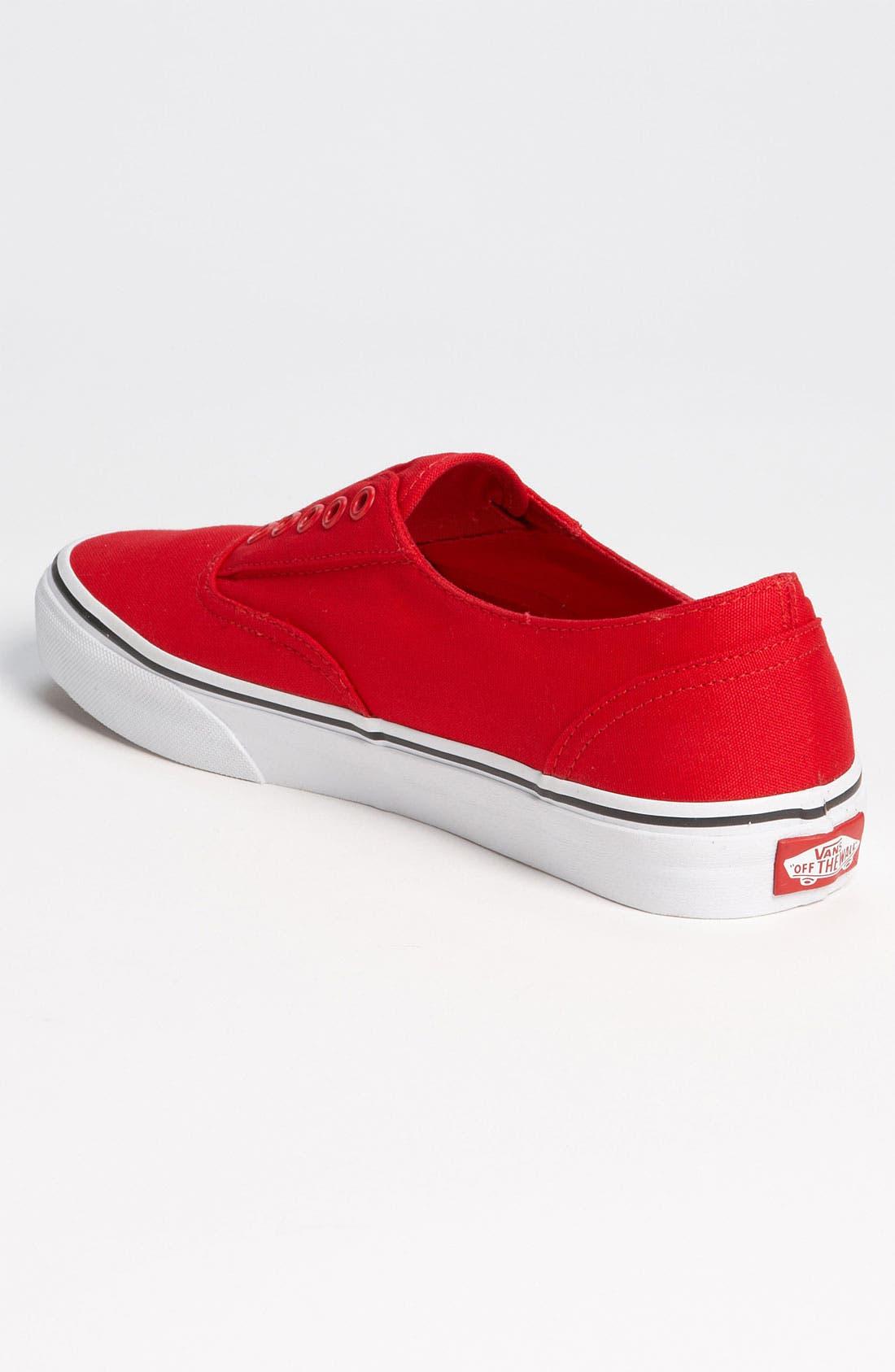 Alternate Image 2  - Vans 'Era Laceless' Sneaker (Men)