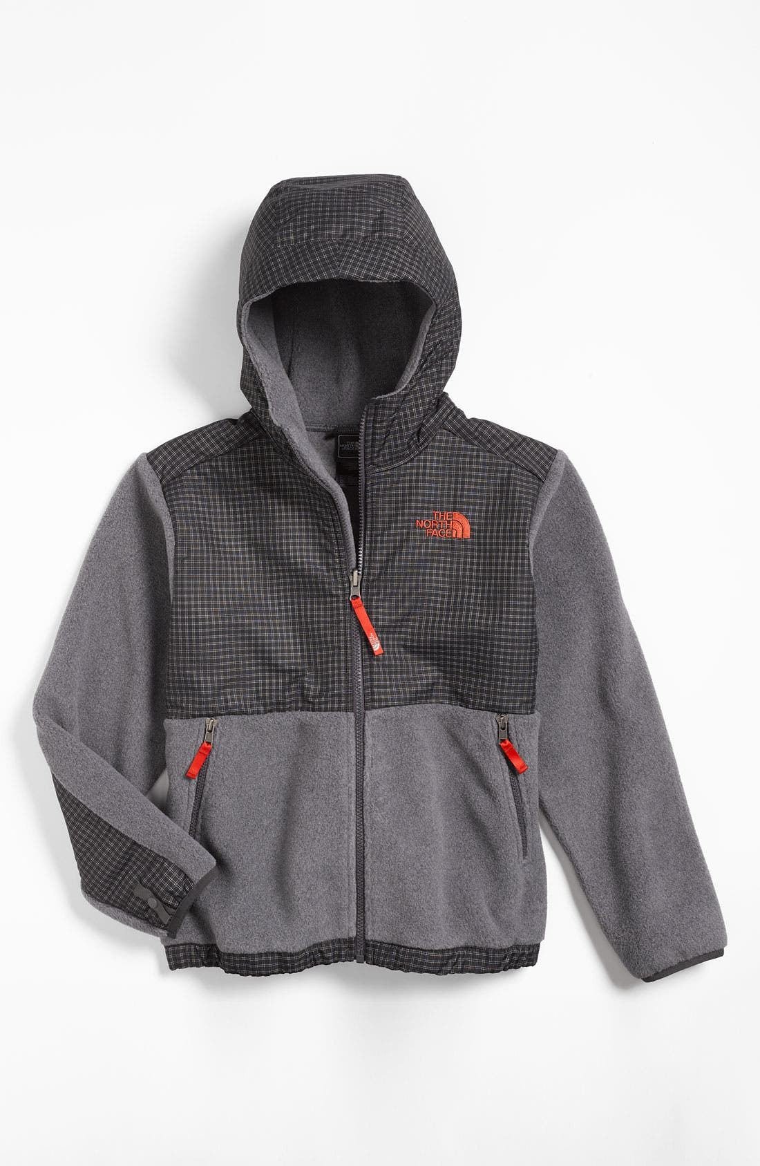 Alternate Image 1 Selected - The North Face 'Denali' Hoodie (Big Boys)