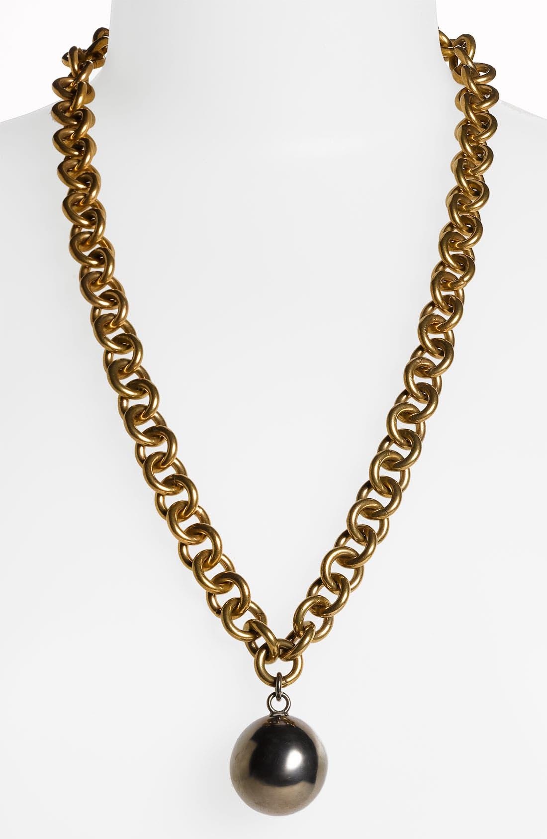 Alternate Image 1 Selected - Kelly Wearstler Sphere Pendant Necklace